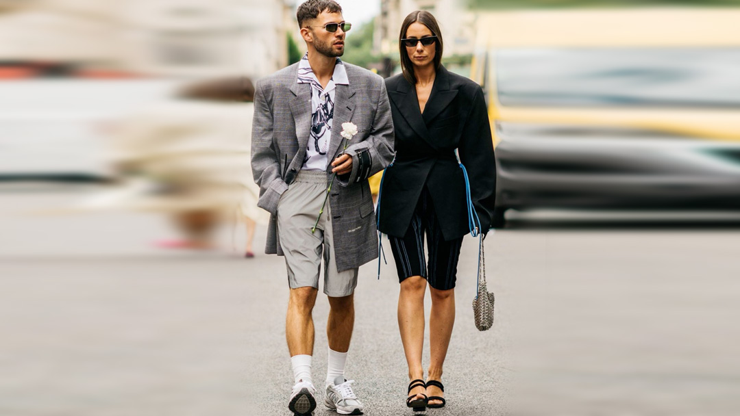 4 easy ways to style Bermuda shorts for both work and play