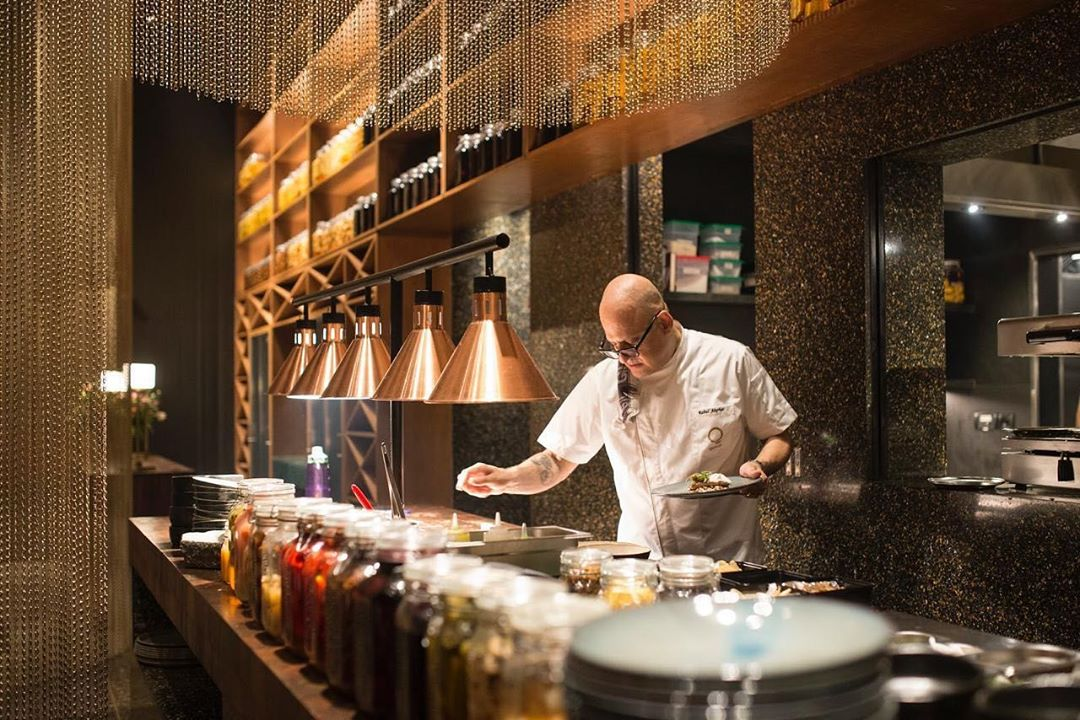 Chef Rahul Akerkar is back with Qualia, currently Mumbai's hottest dining spot