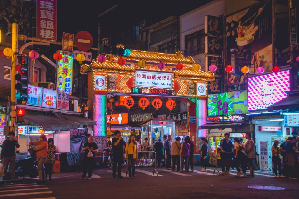 48 hours in Taipei