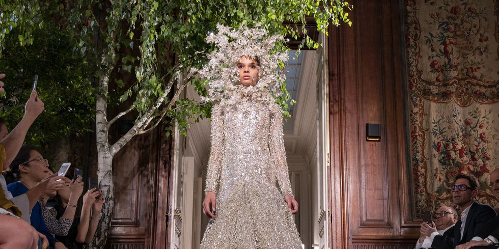 Stranger things: the most outlandish looks from Paris Couture Week 2019