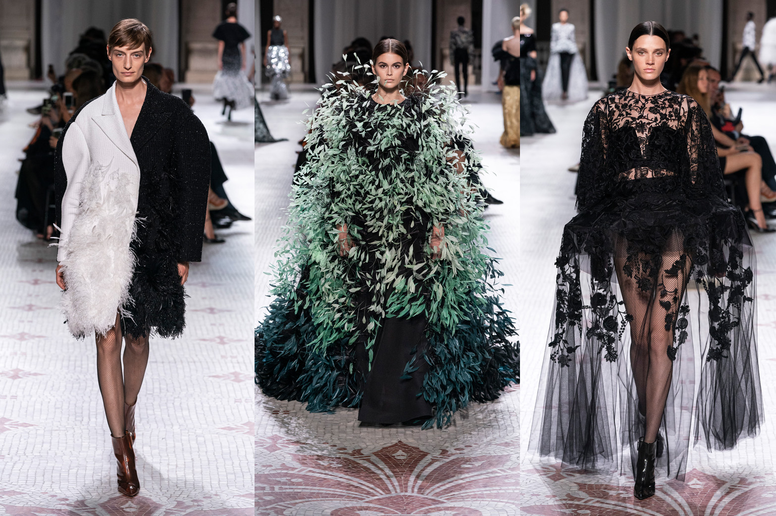 Givenchy's FW19 Haute Couture collection