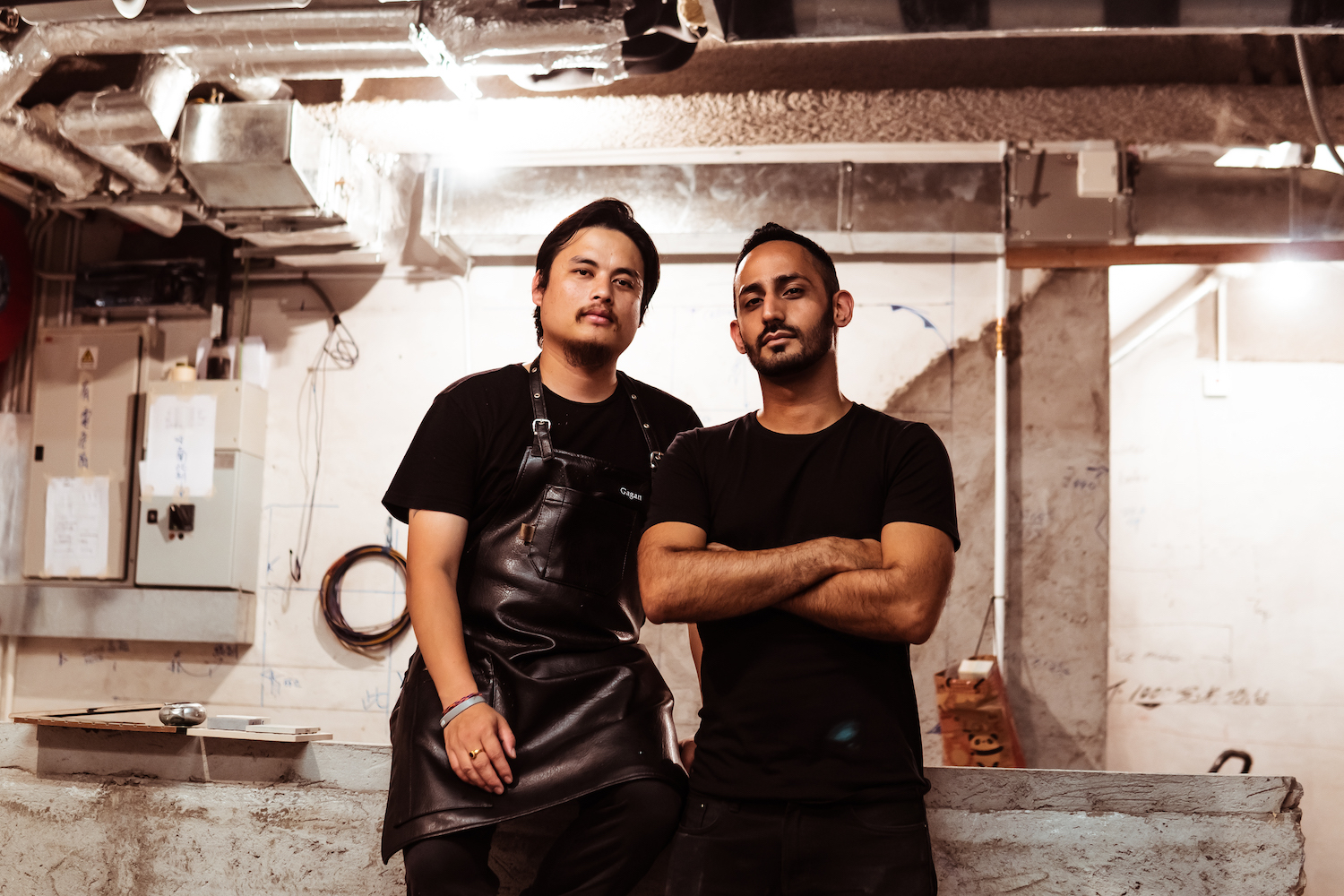 Tell Camellia, a new tea-inspired cocktail bar from Gagan Gurung and Sandeep Hathiramani, opens this July