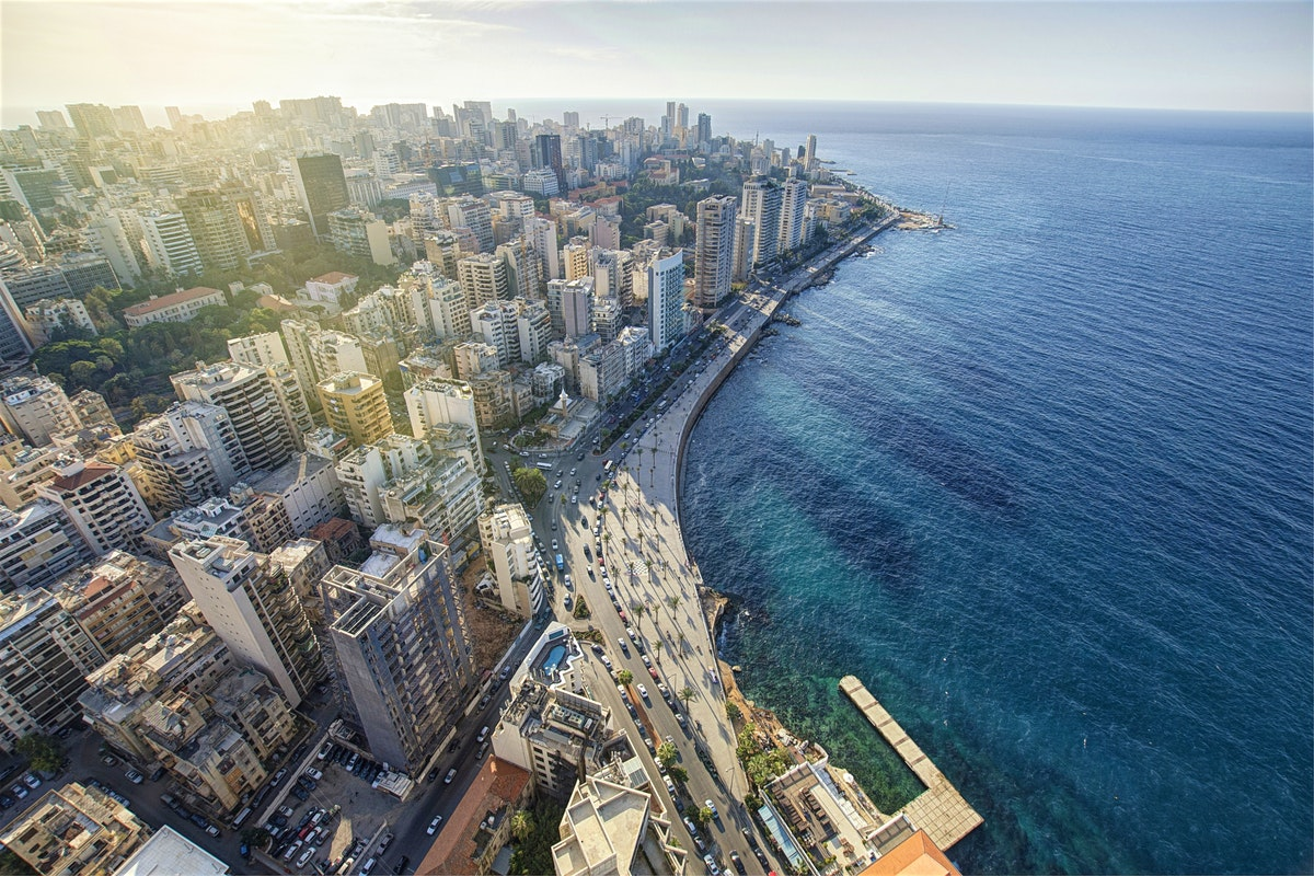 Check out: Beirut, Lebanon's soulful cosmopolitan capital