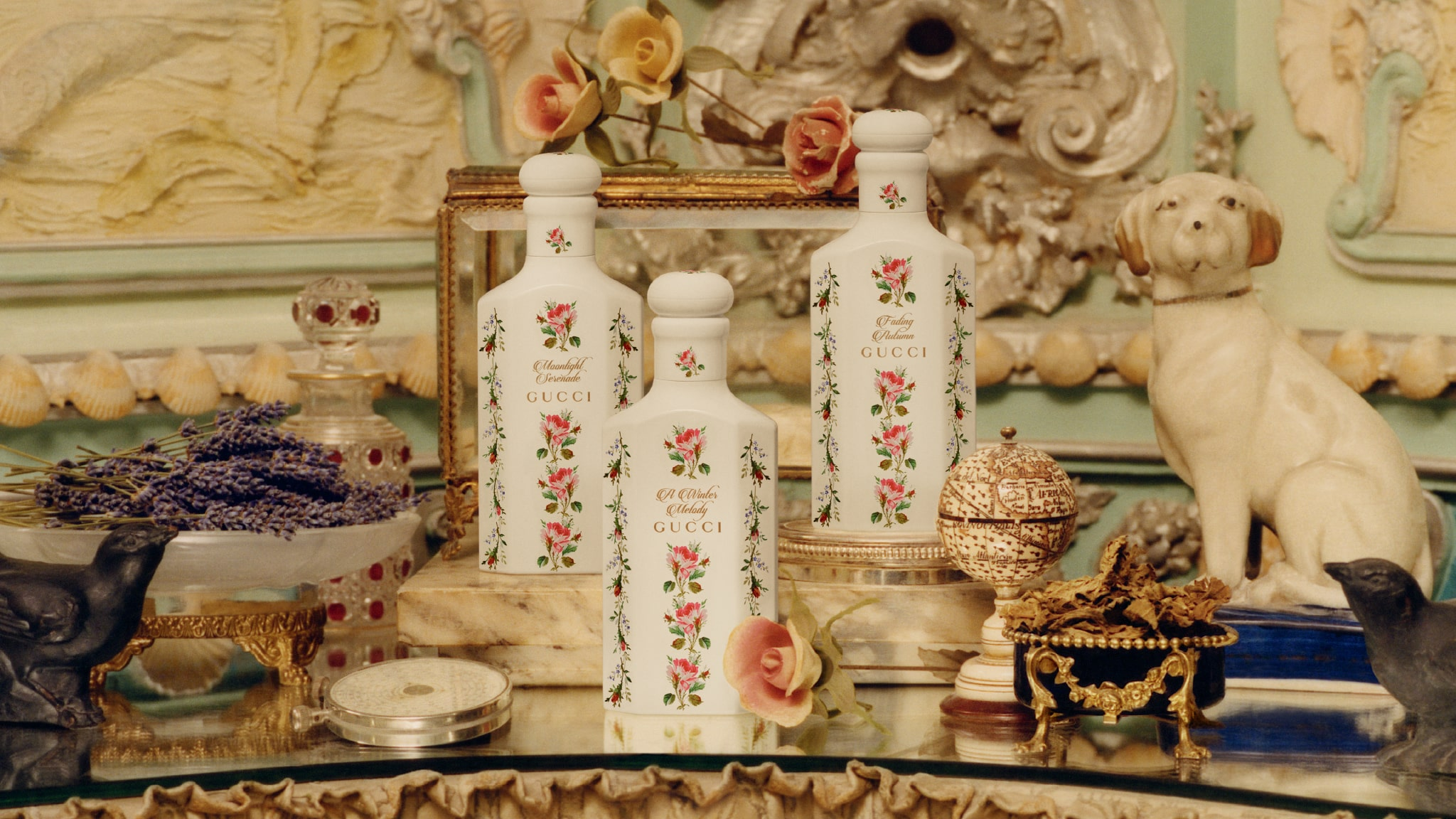 Gucci's Haute Perfumery line is the elevated bucolic touch you need