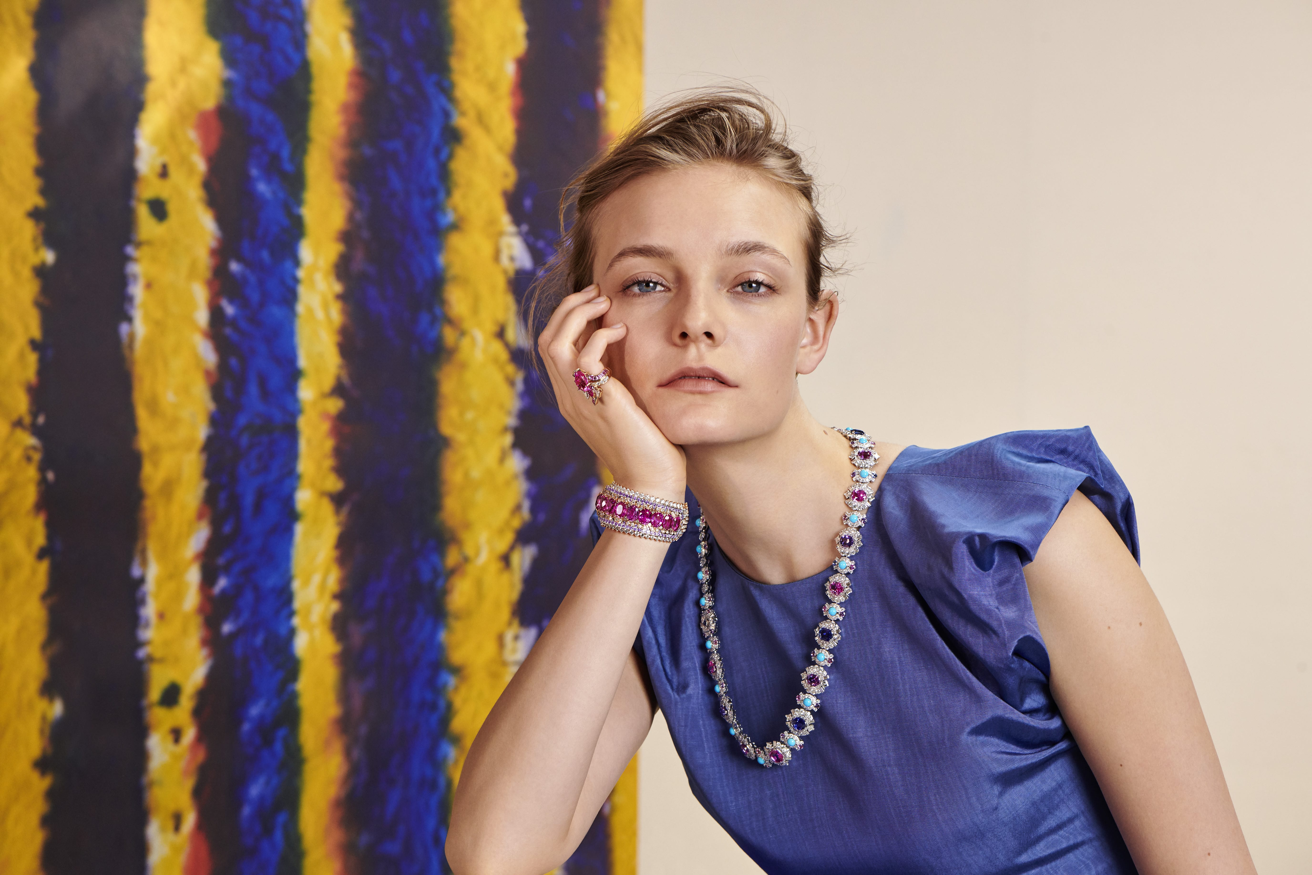 Van Cleef & Arpels new jewellery collection is inspired by Romeo and Juliet