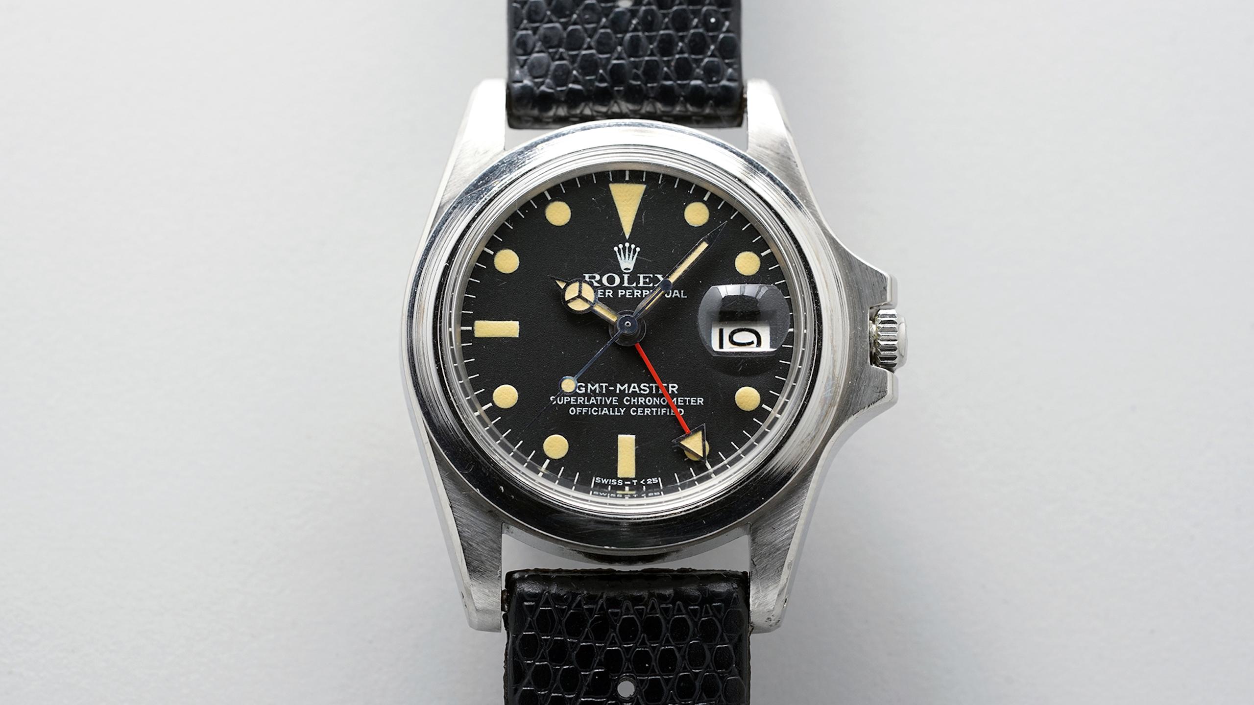 Marlon Brando's Rolex GMT-Master from 'Apocalypse Now' resurfaces