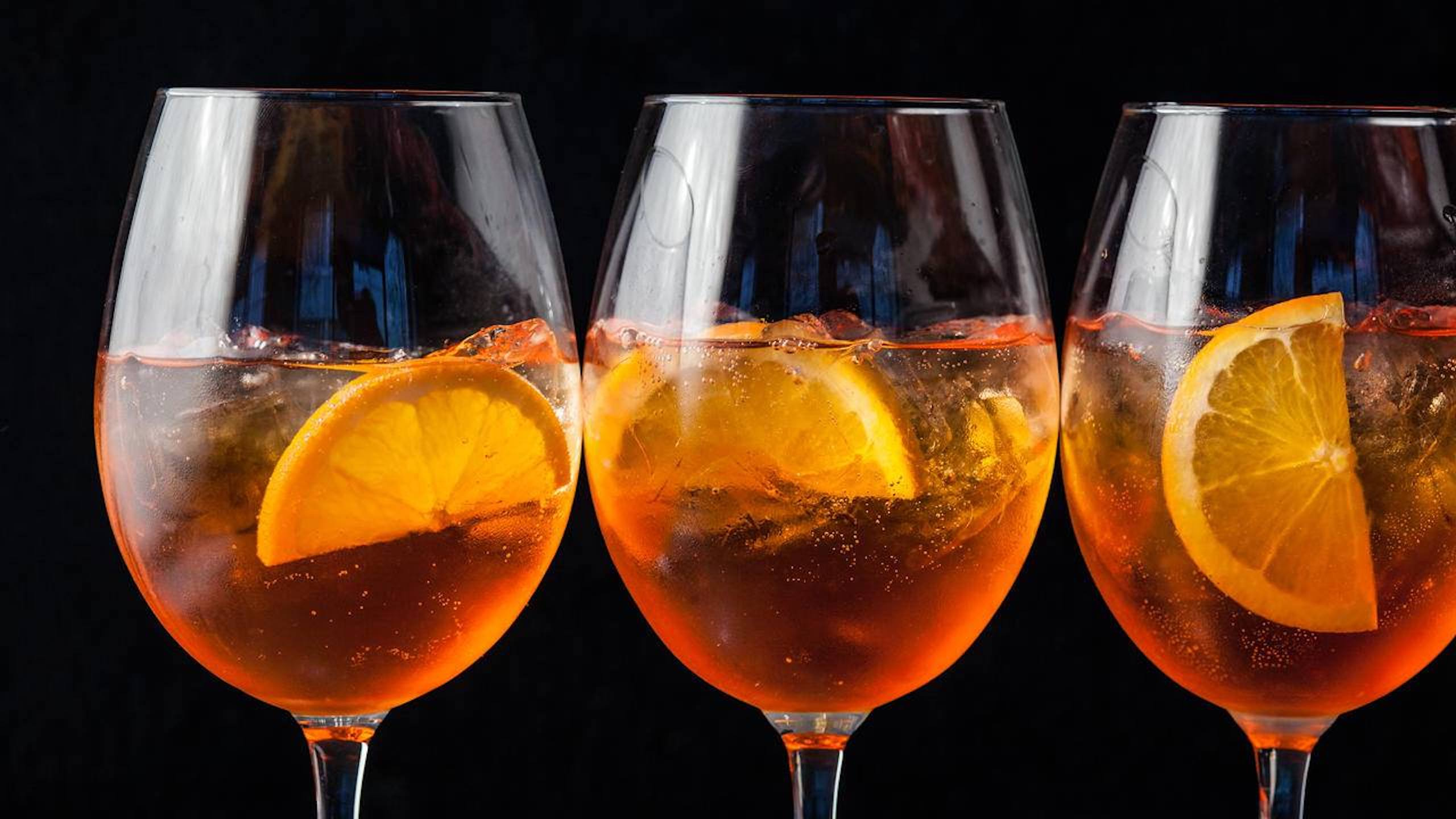 5 places to refresh with an Aperol Spritz this summer