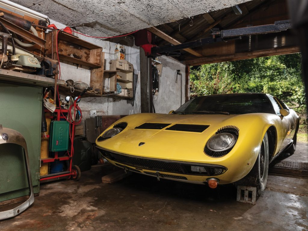 Peter Singhof ©2019 Courtesy of RM Sotheby's