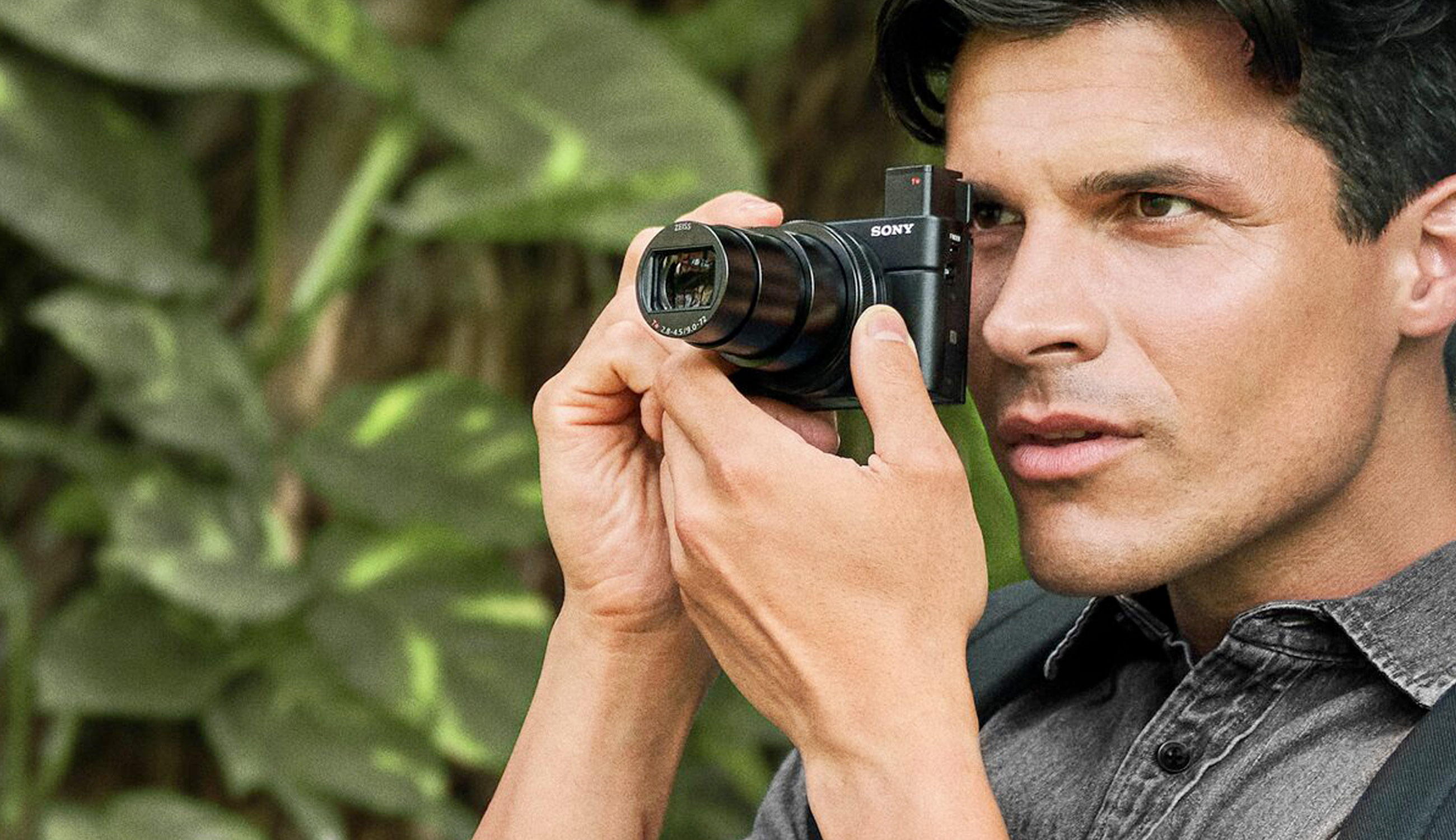 The Sony RX100 Mark VII has pro specs in a pocket format