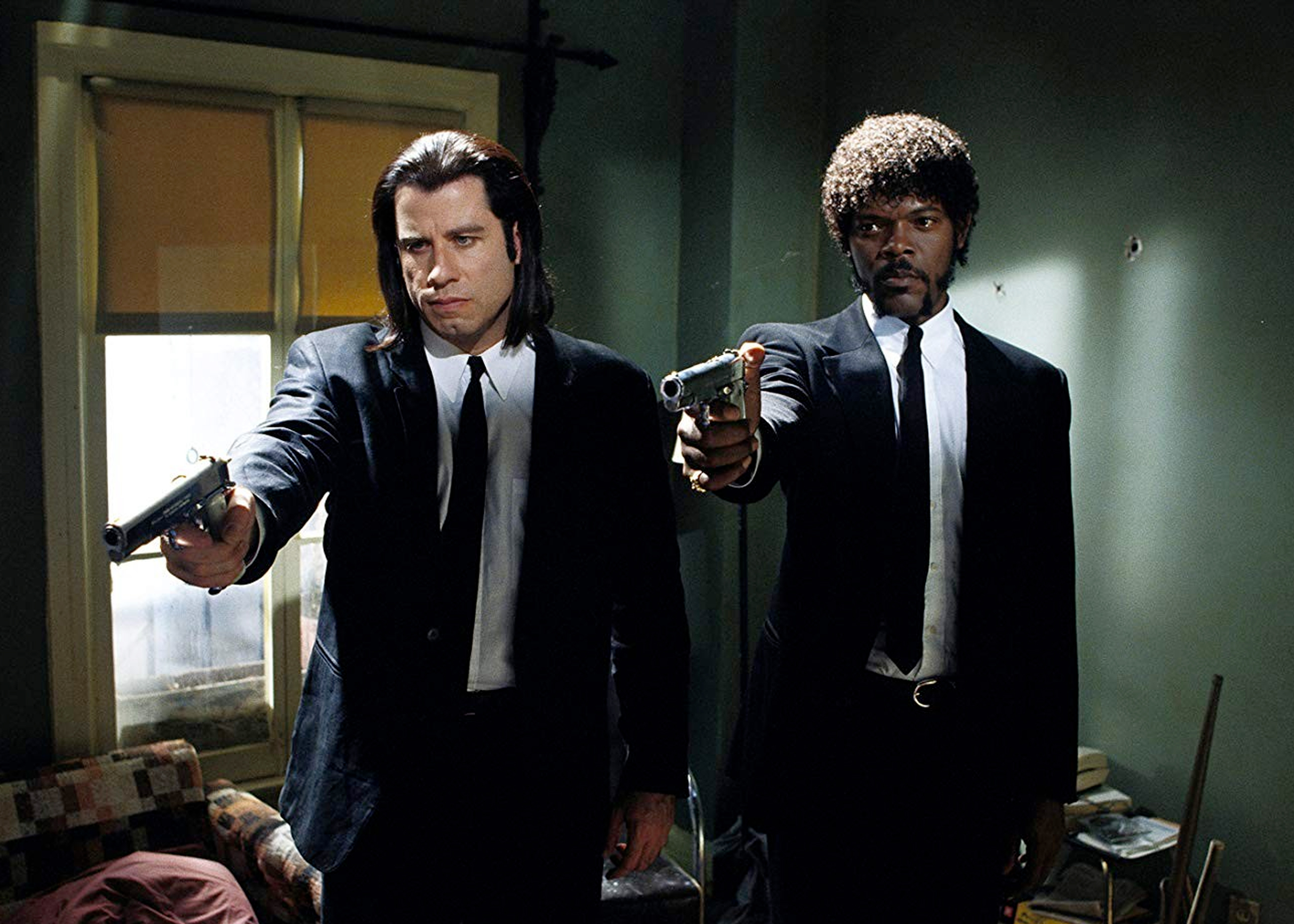 These are the 8 most stylish Tarantino characters so far