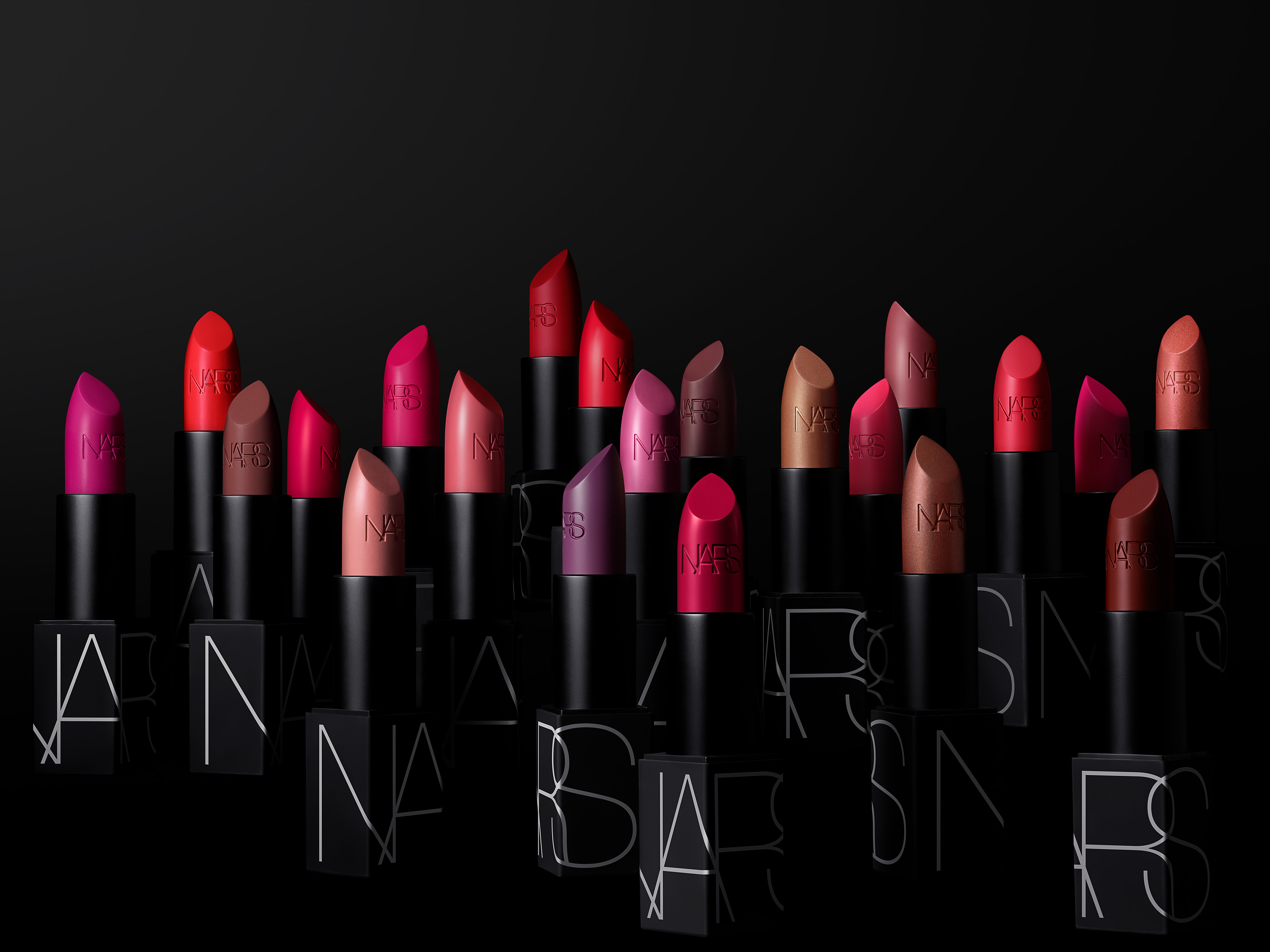 No Rules, Just Lips: the NARS Iconic Lipstick Collection is the sexiest range yet