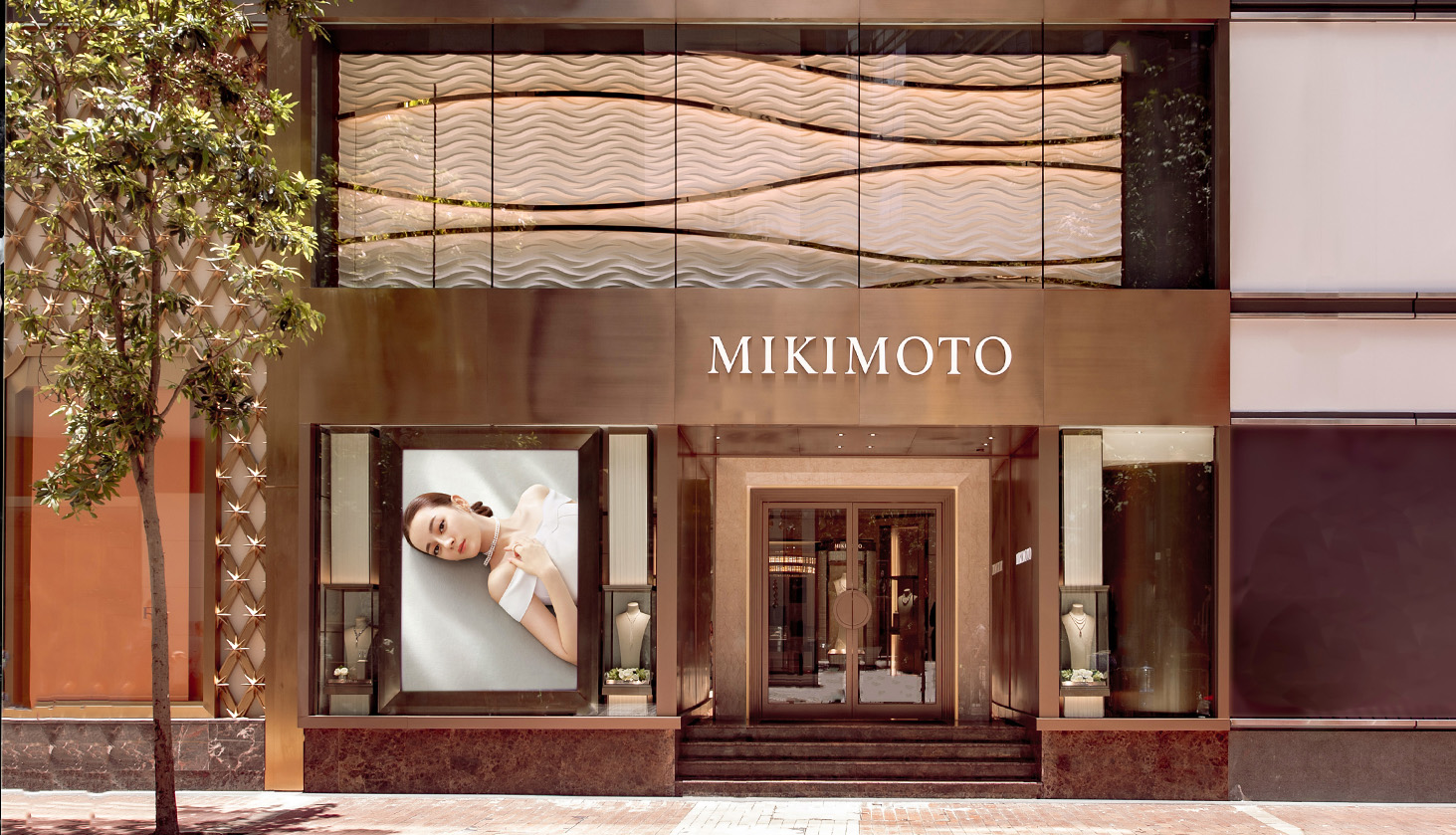 Mikimoto celebrates ocean-inspired opulence with new Lee Gardens flagship