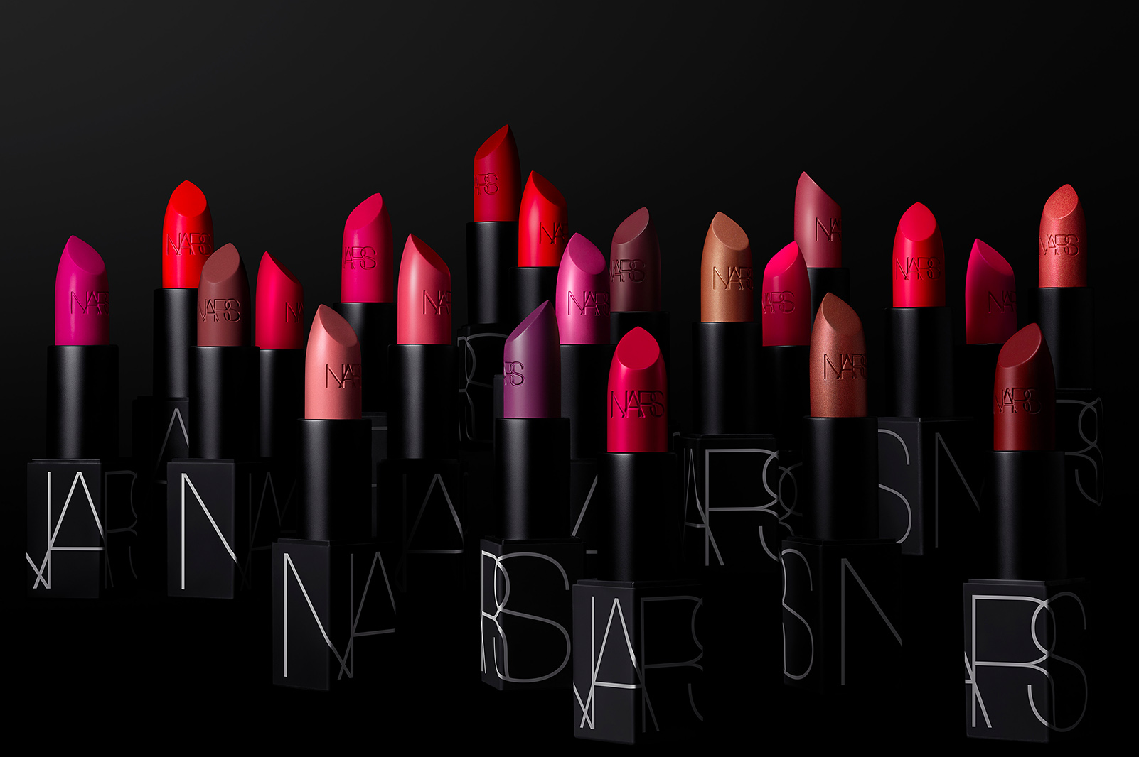 No Rules, Just Lips: The NARS Iconic Lipstick Collection is on our list this year
