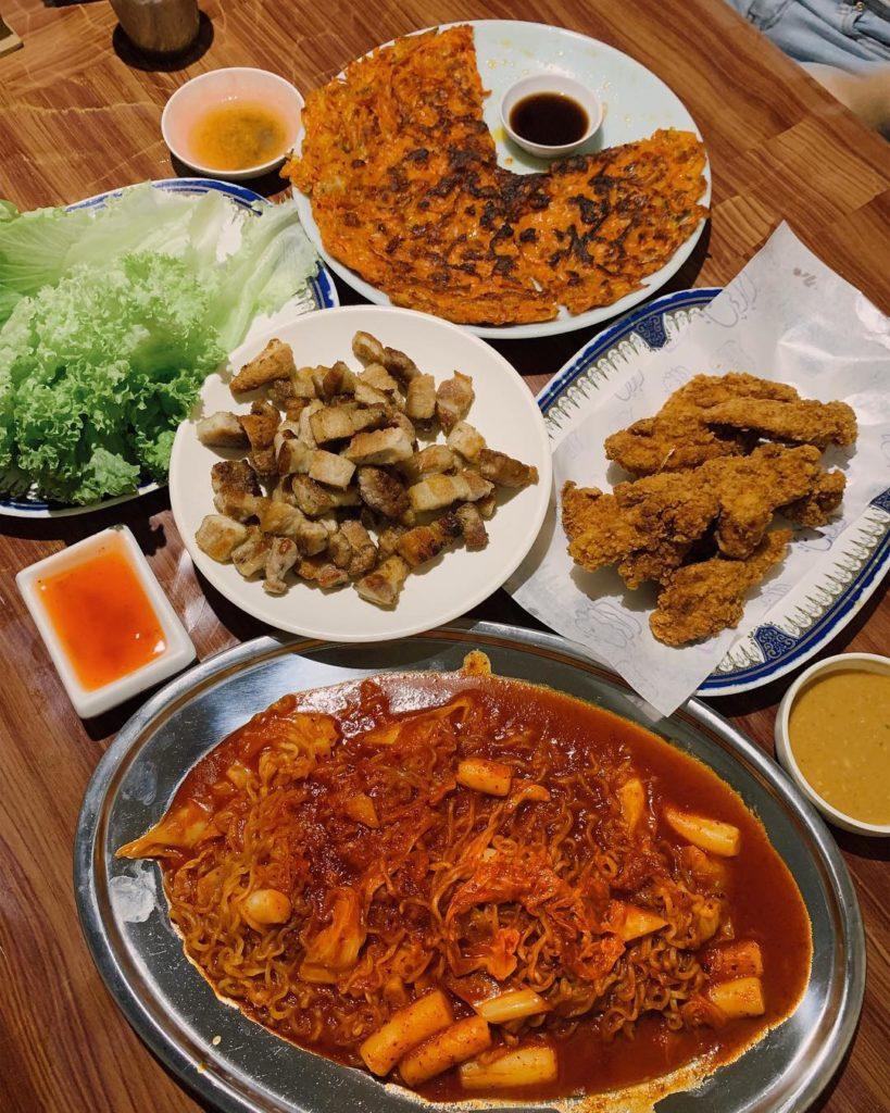 Po Cha Korean BBQ
