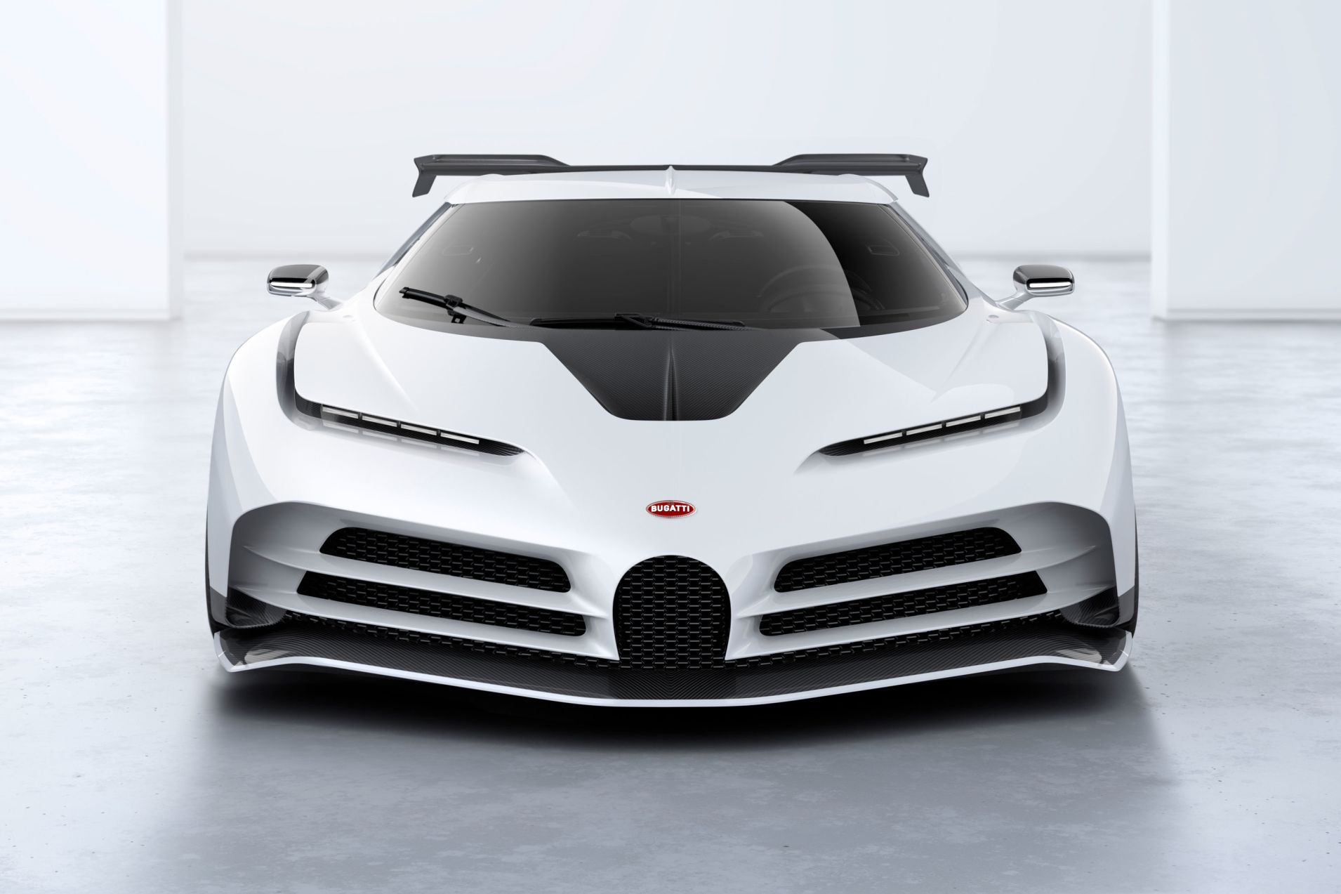 Only 10 units of the Bugatti Centodieci are made, each priced at RM45 mil.