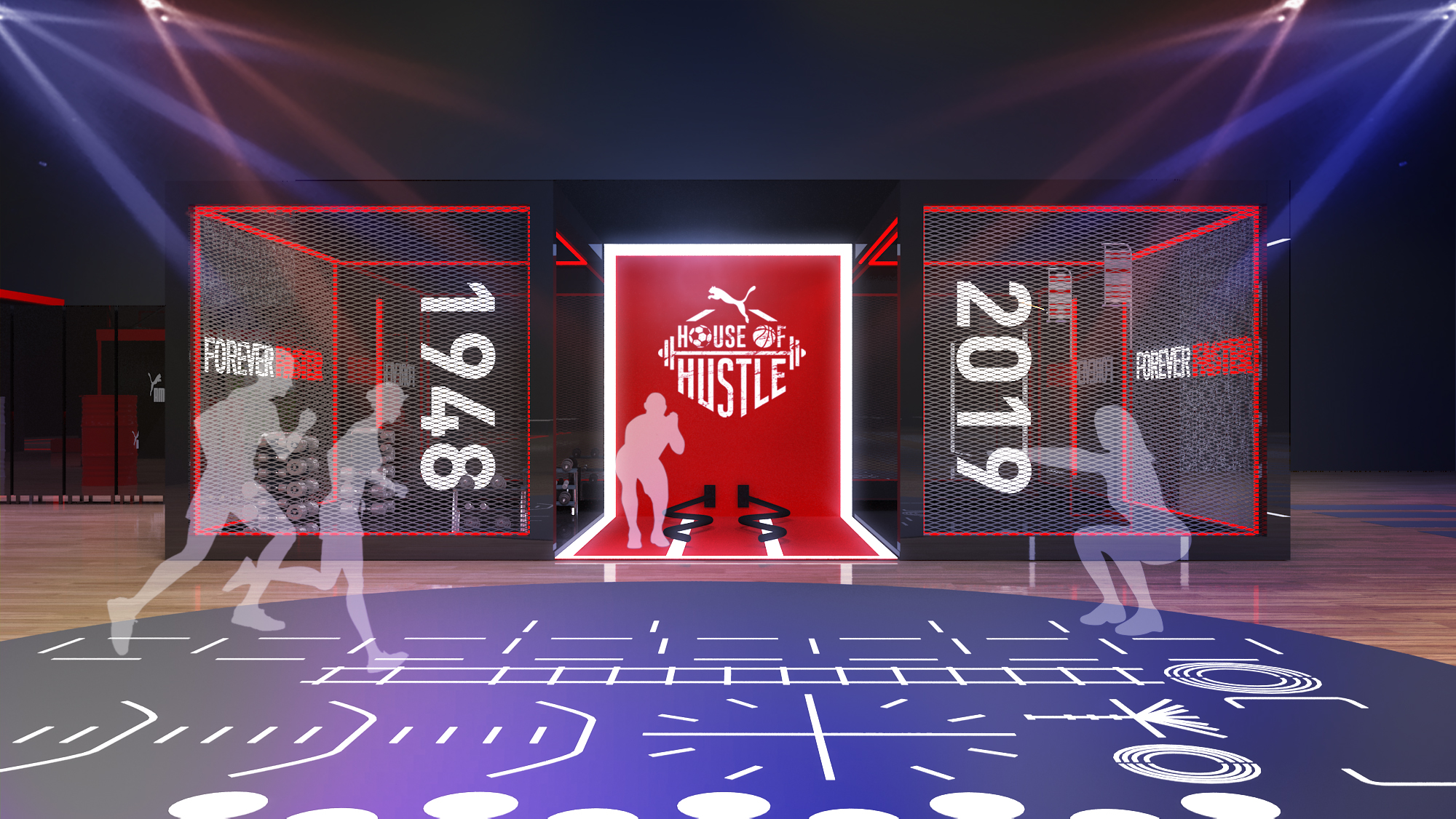 PUMA returns with House of Hustle, a first-of-its-kind performance event this October
