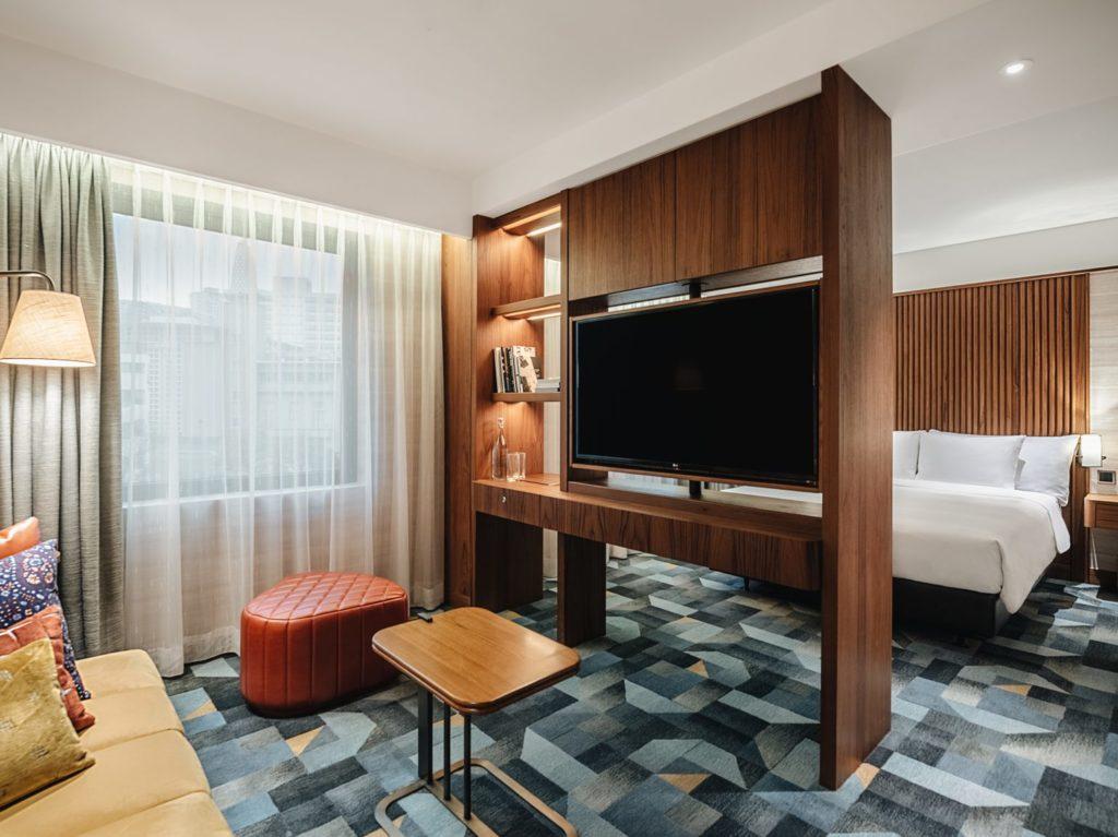 Suite Staycation - Eaton HK