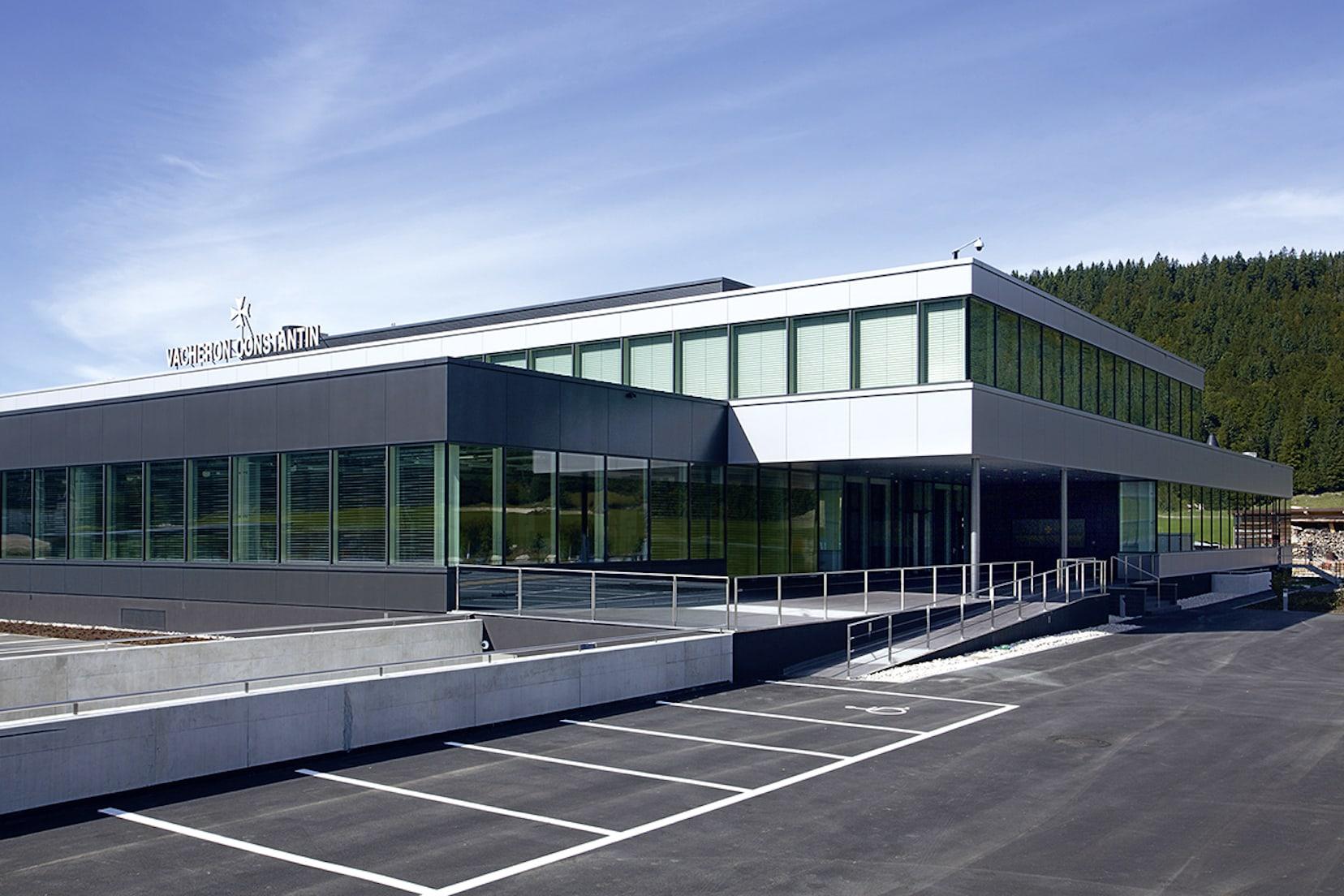 1998 - Vacheron Constantin consolidates its presence in the Vallée de Joux