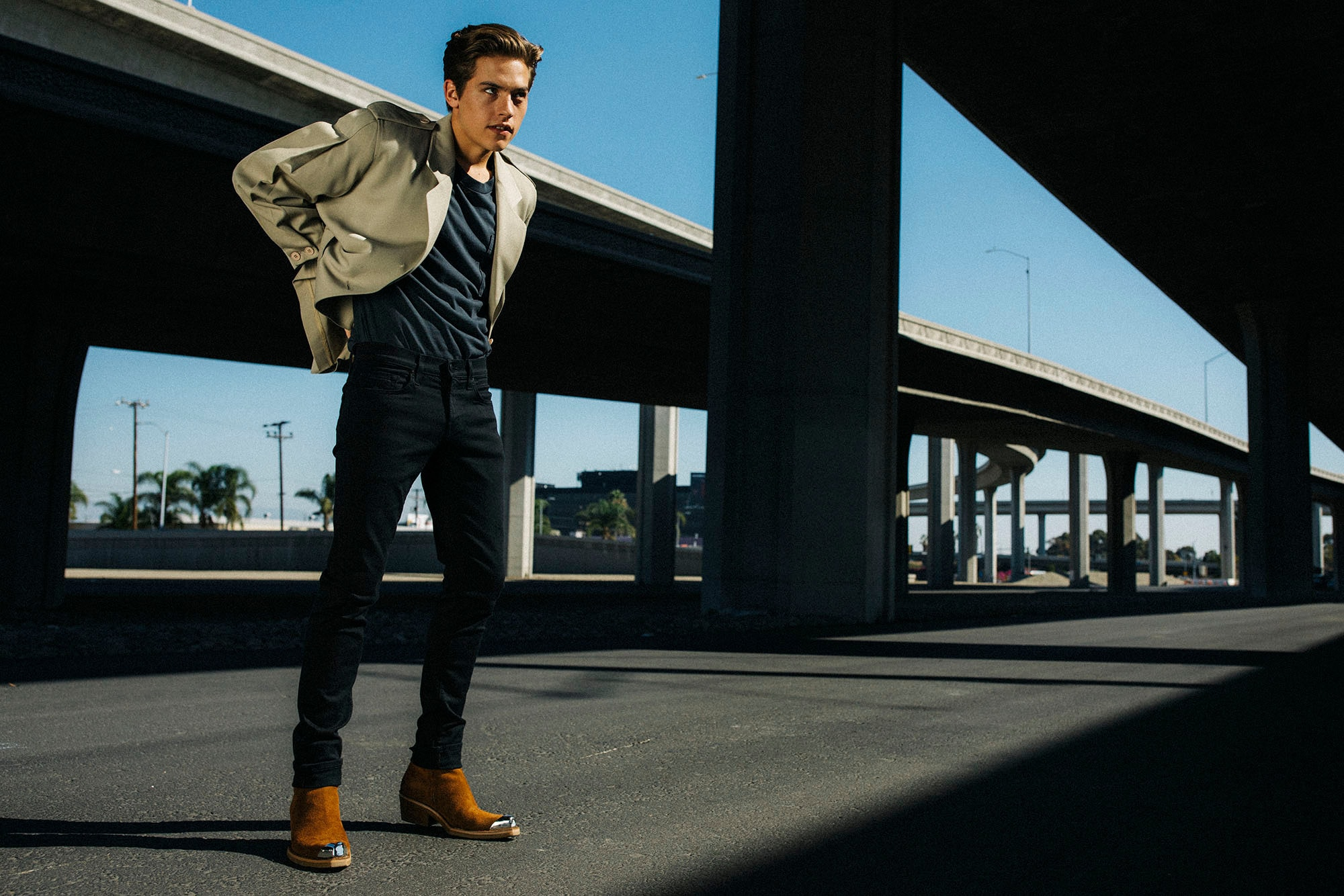 Steal his style: Cole Sprouse rocks casual wear better than anyone else