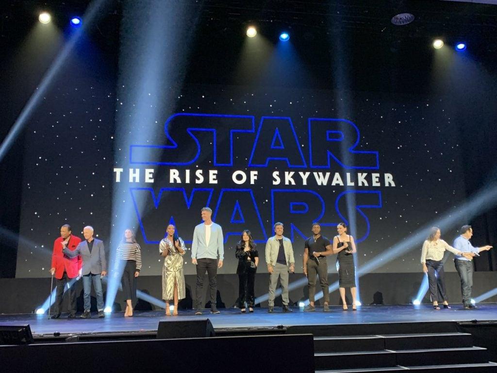 D23 Disney Star Wars - disney new releases