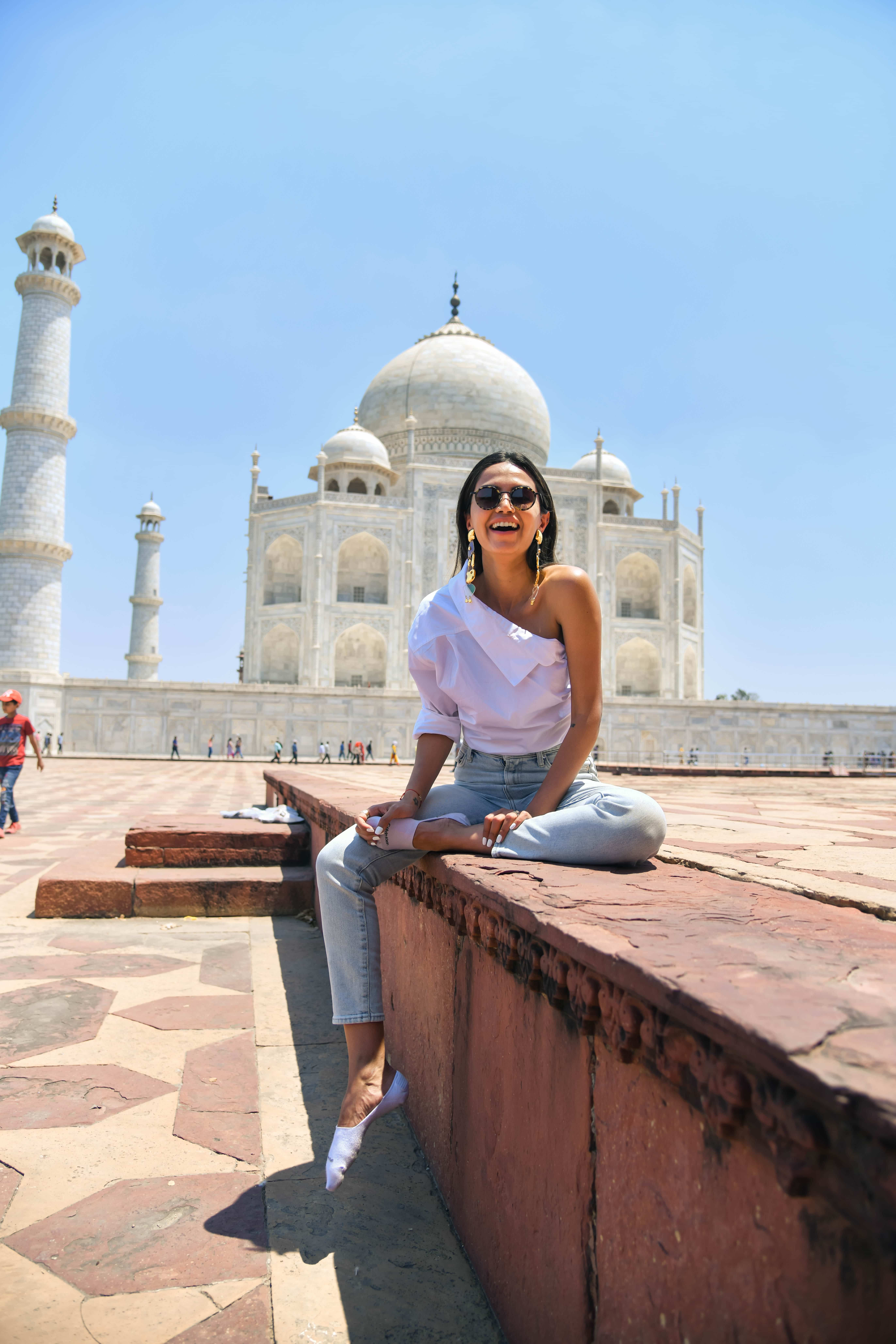 Global influencer Diipa Büller-Khosla on how to look Instagram-ready while traveling