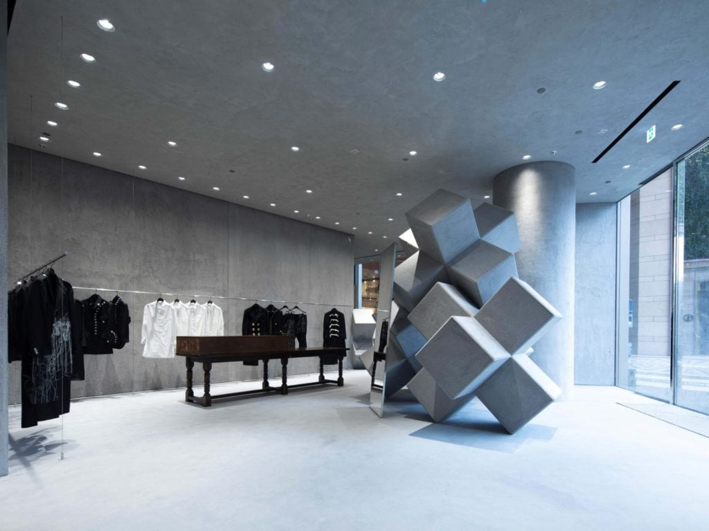 K11 Musea - Yohji Yamamoto