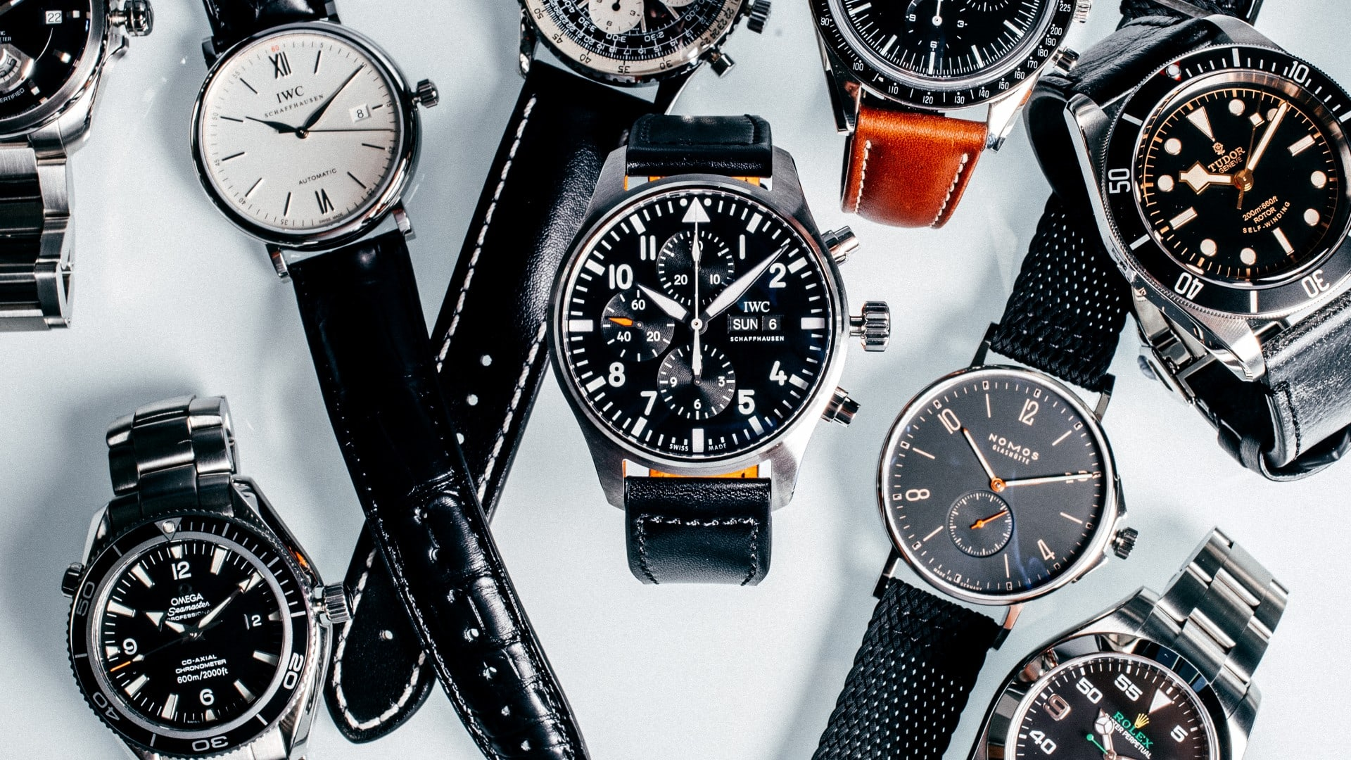 How to start your very own luxury watch collection