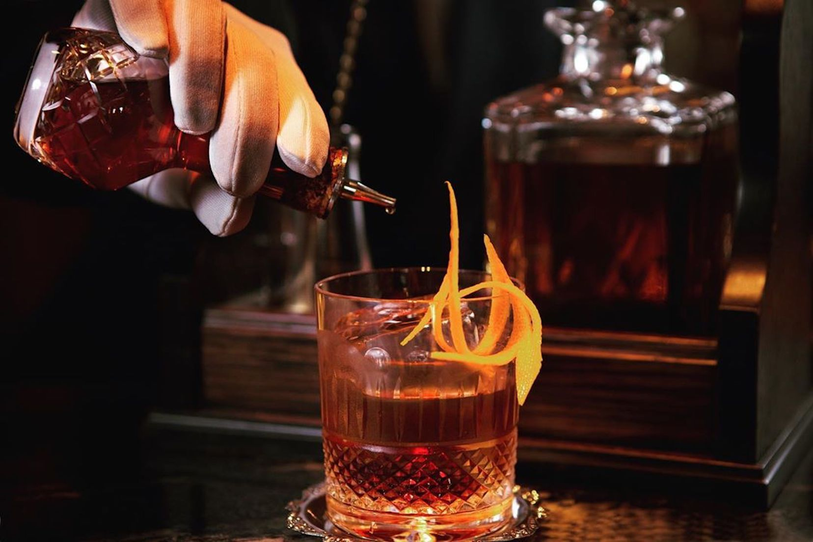 The Cognac Old Fashioned