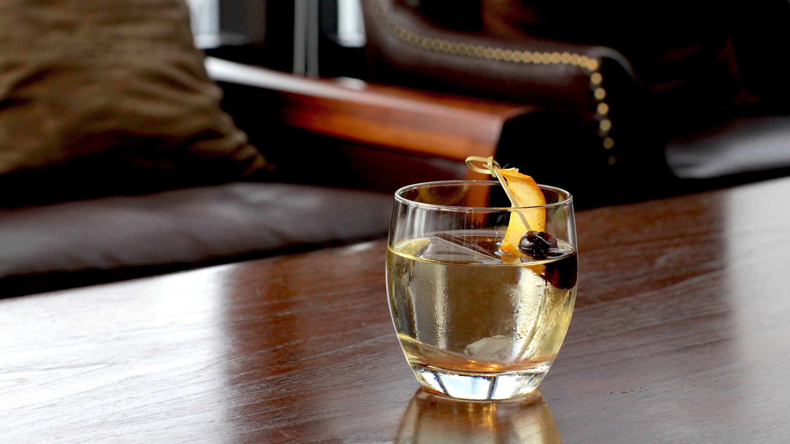 Bring on the bourbon with Hong Kong's best Old Fashioneds