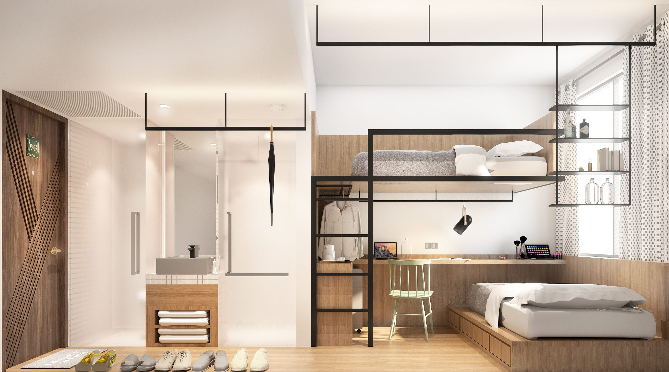 The best co-living spaces in Singapore to feel at home