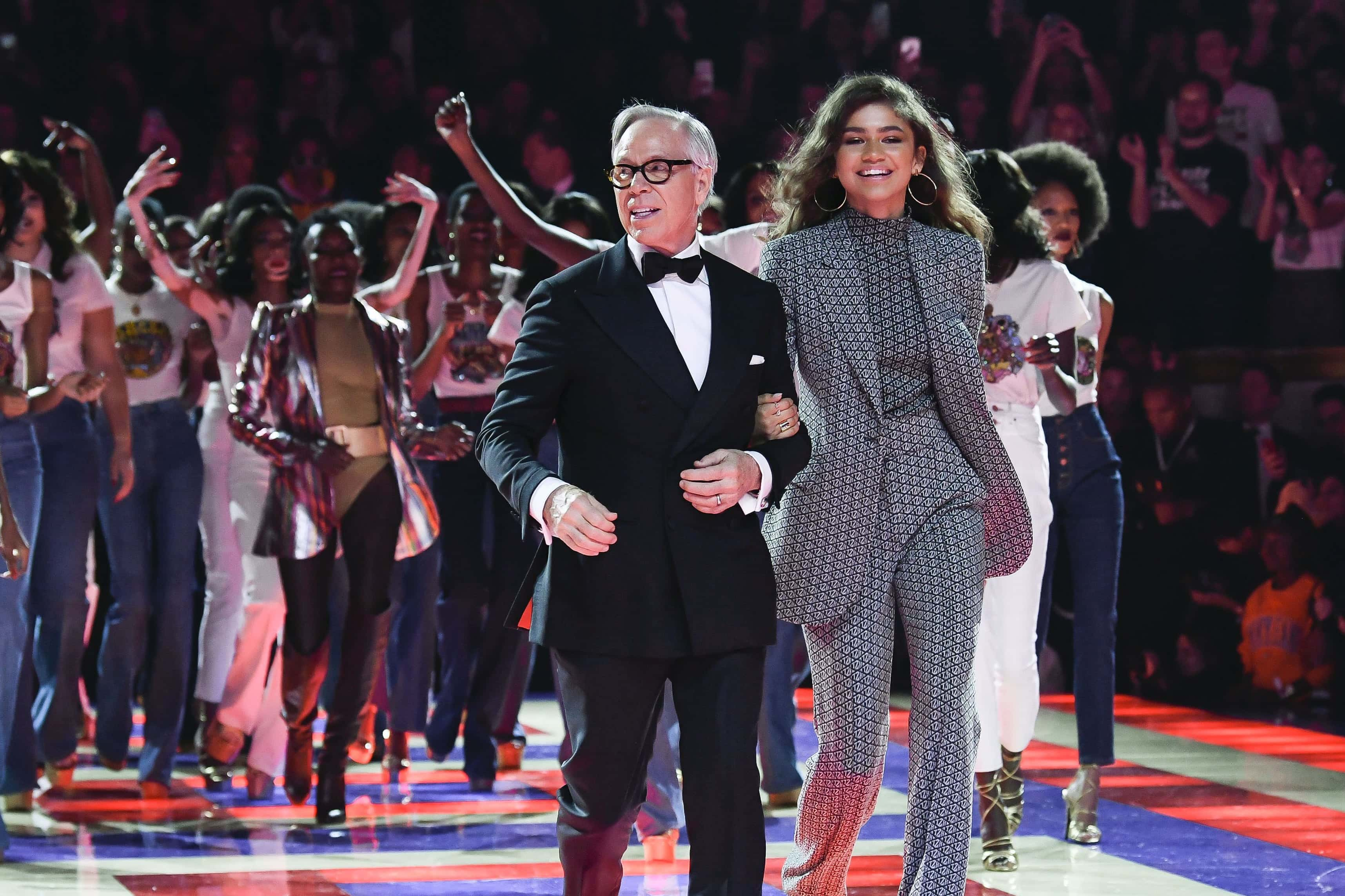 NYFW: Watch the spectacular Tommy Hilfiger and Zendaya show here