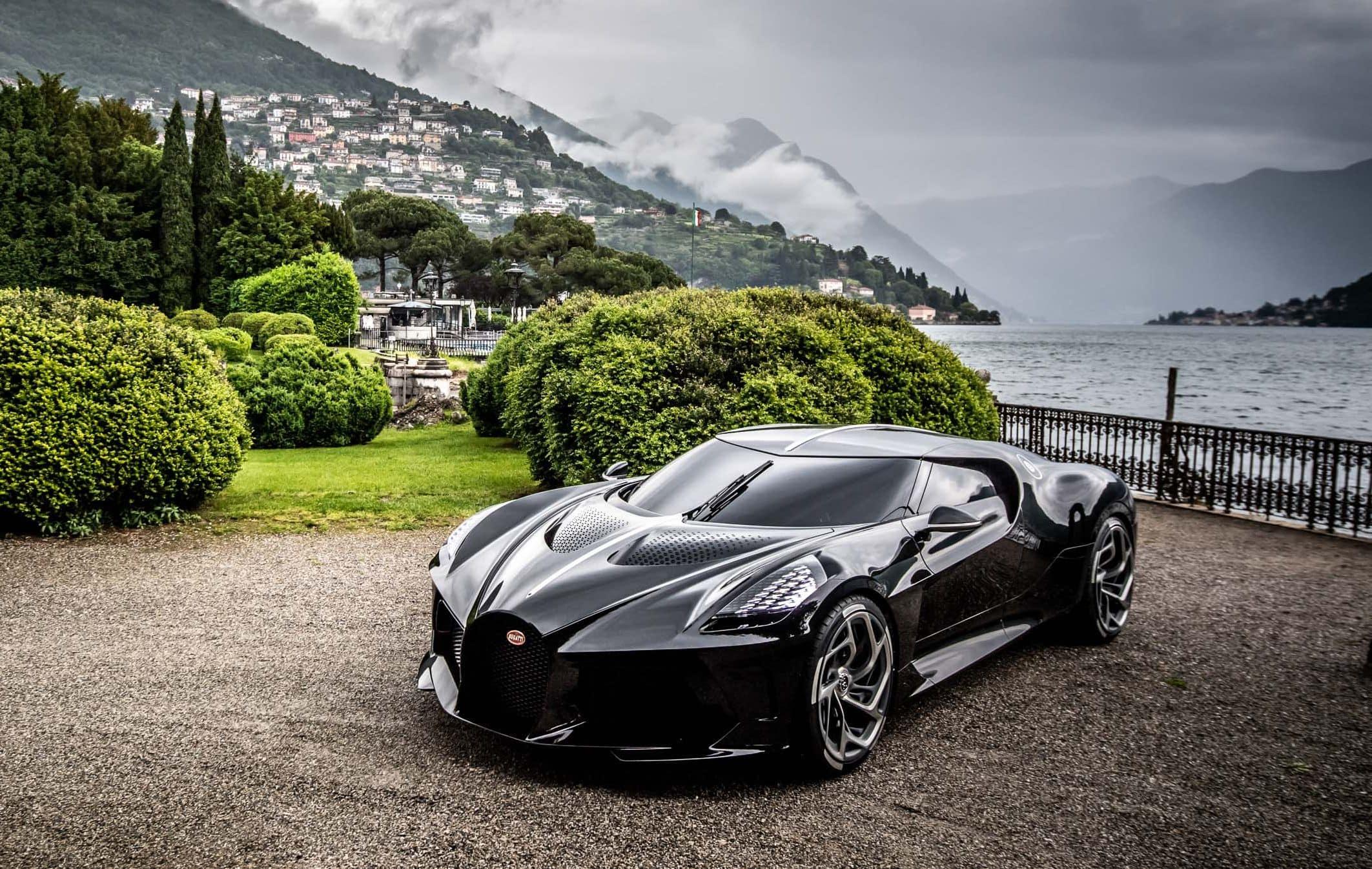 Why is it expensive: The $12 million Bugatti La Voiture Noire