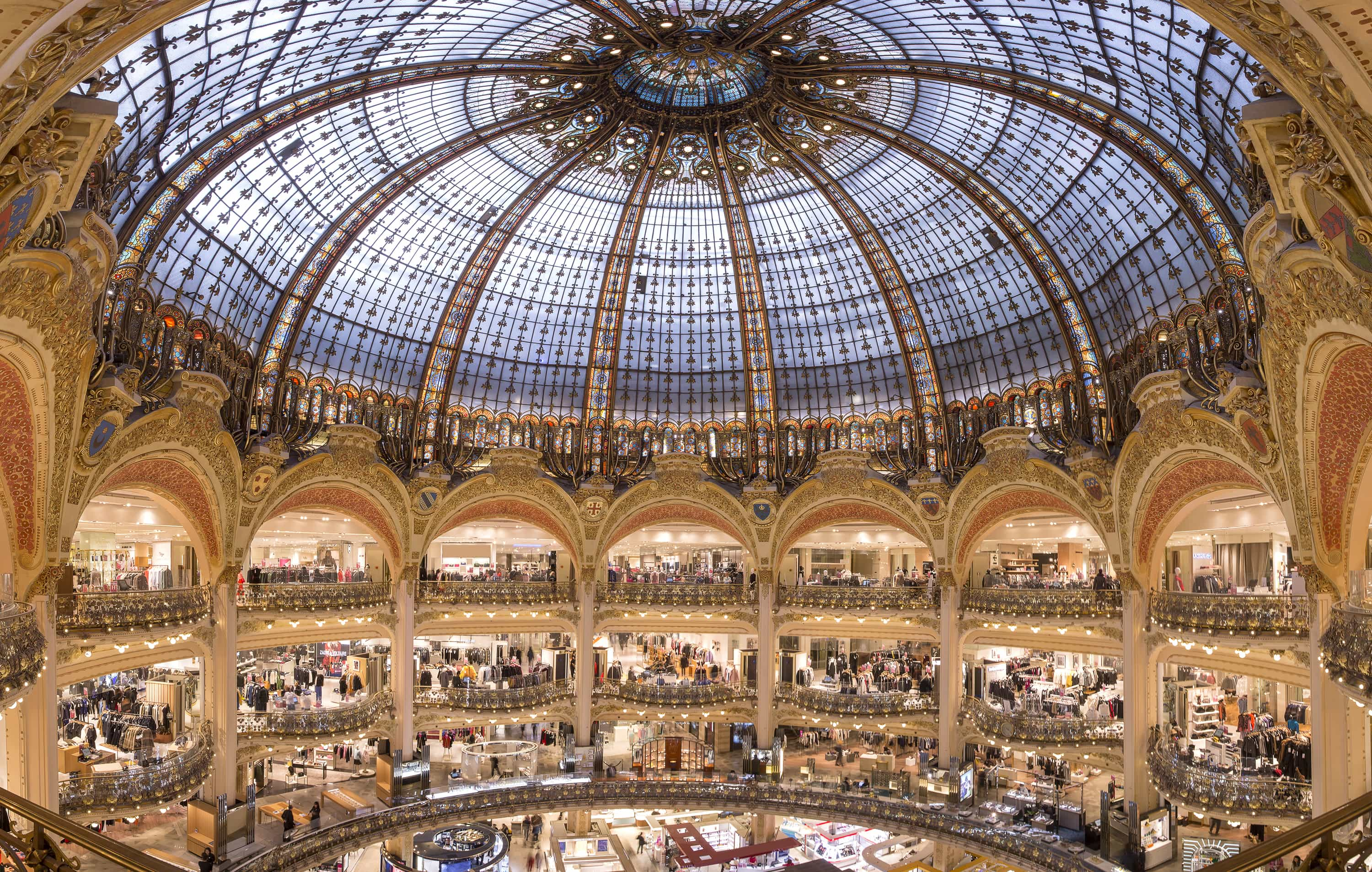 Galeries Lafayette: 9 interesting facts about the luxury shopping venue