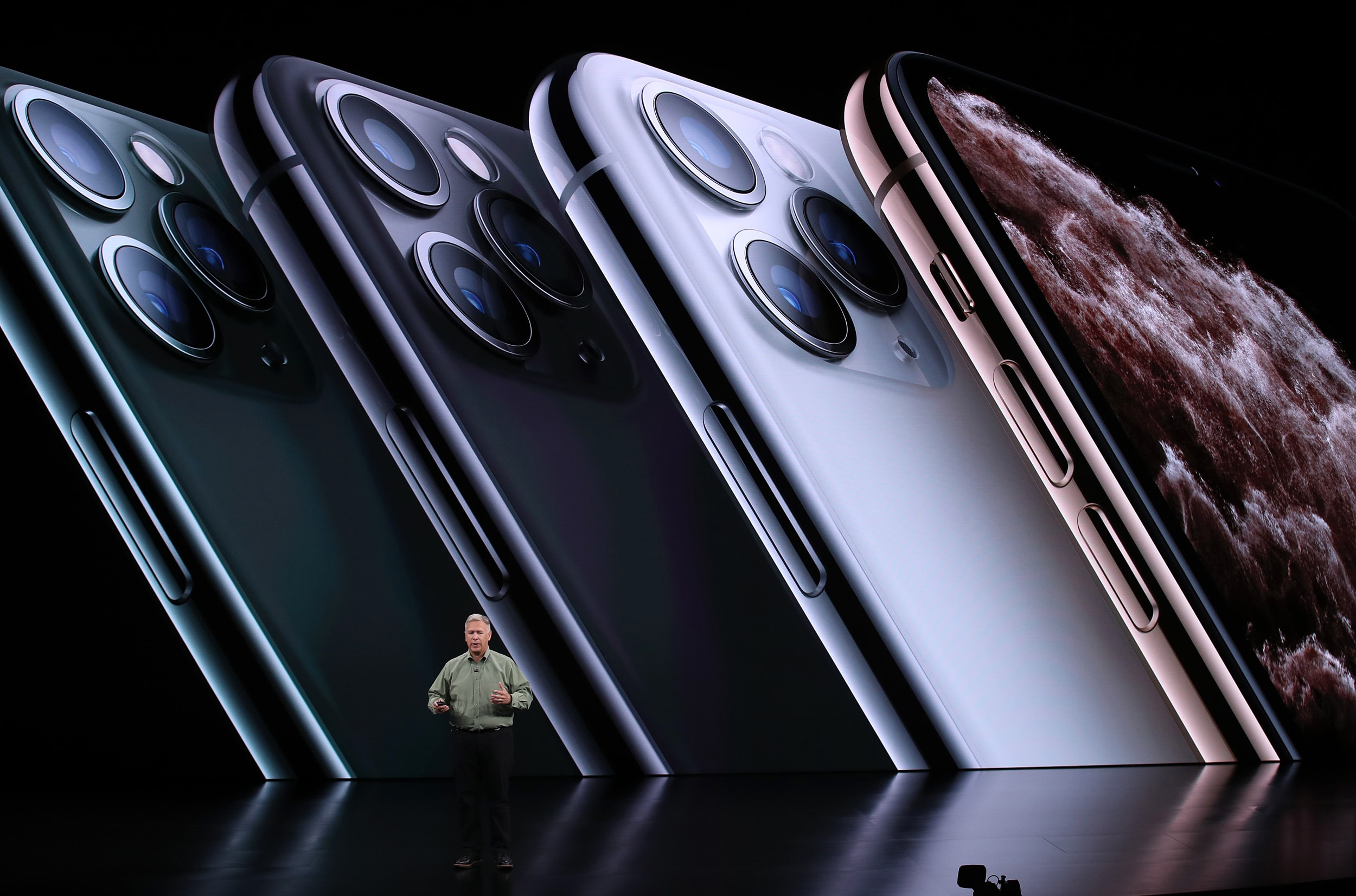 iPhone 11, the titanium-cased Apple Watch and more from the big #AppleEvent