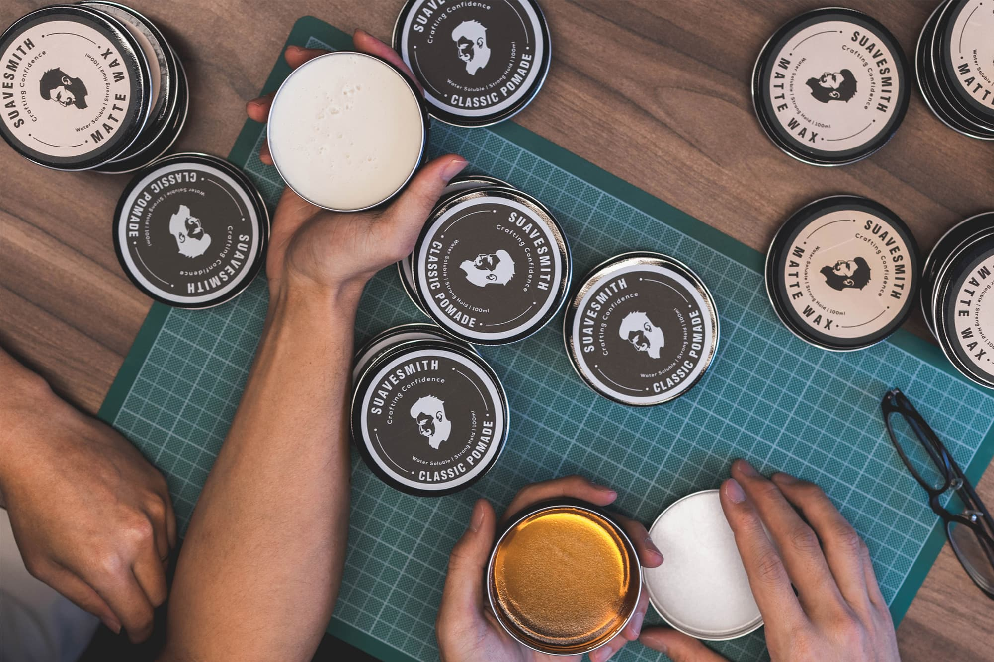 Talk shop: Local grooming brand Suavesmith on crafting confidence and community