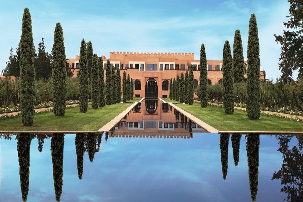 Oberoi Marrakech: Morocco's brand new luxury hotel to open this December