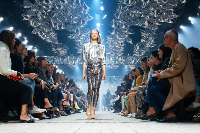 Paris Fashion Week Braces For Climate Change And Animals Rights Protests