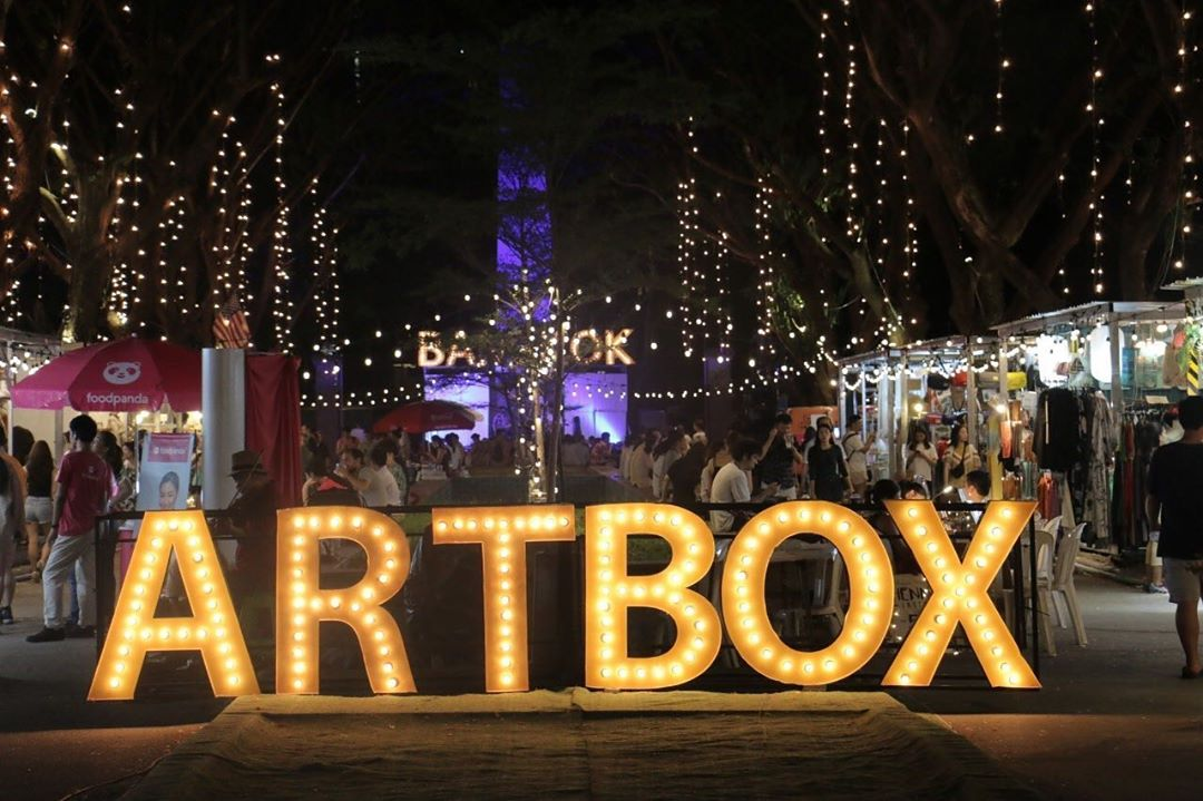 Why Artbox is the coolest pop-up market in Bangkok