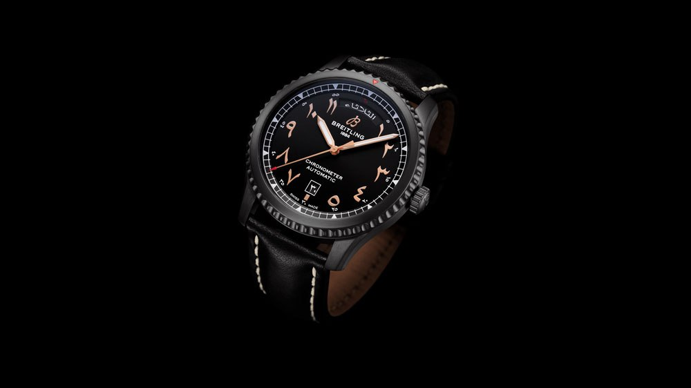 Breitling Aviator 8 Day & Date 41 Limited Edition