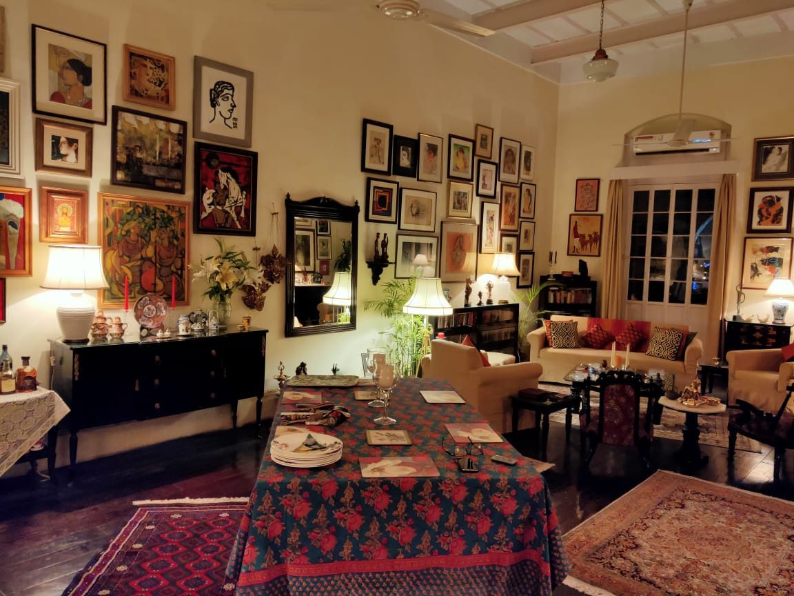 Experience Kolkata differently. Sign up for an authentic Bengali meal at Bomti Iyengar's