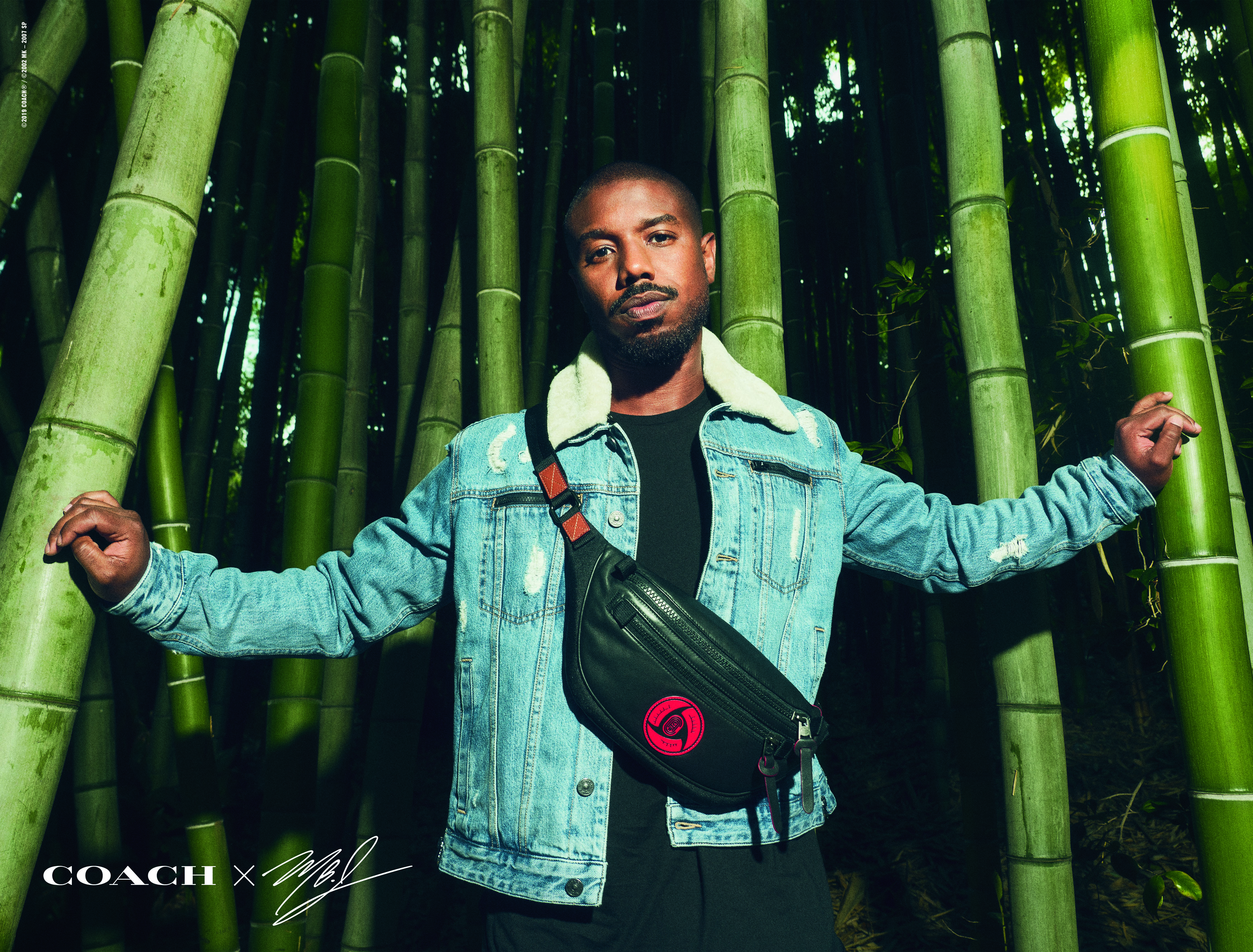 View the entire Naruto-inspired Coach x Michael B. Jordan collection here