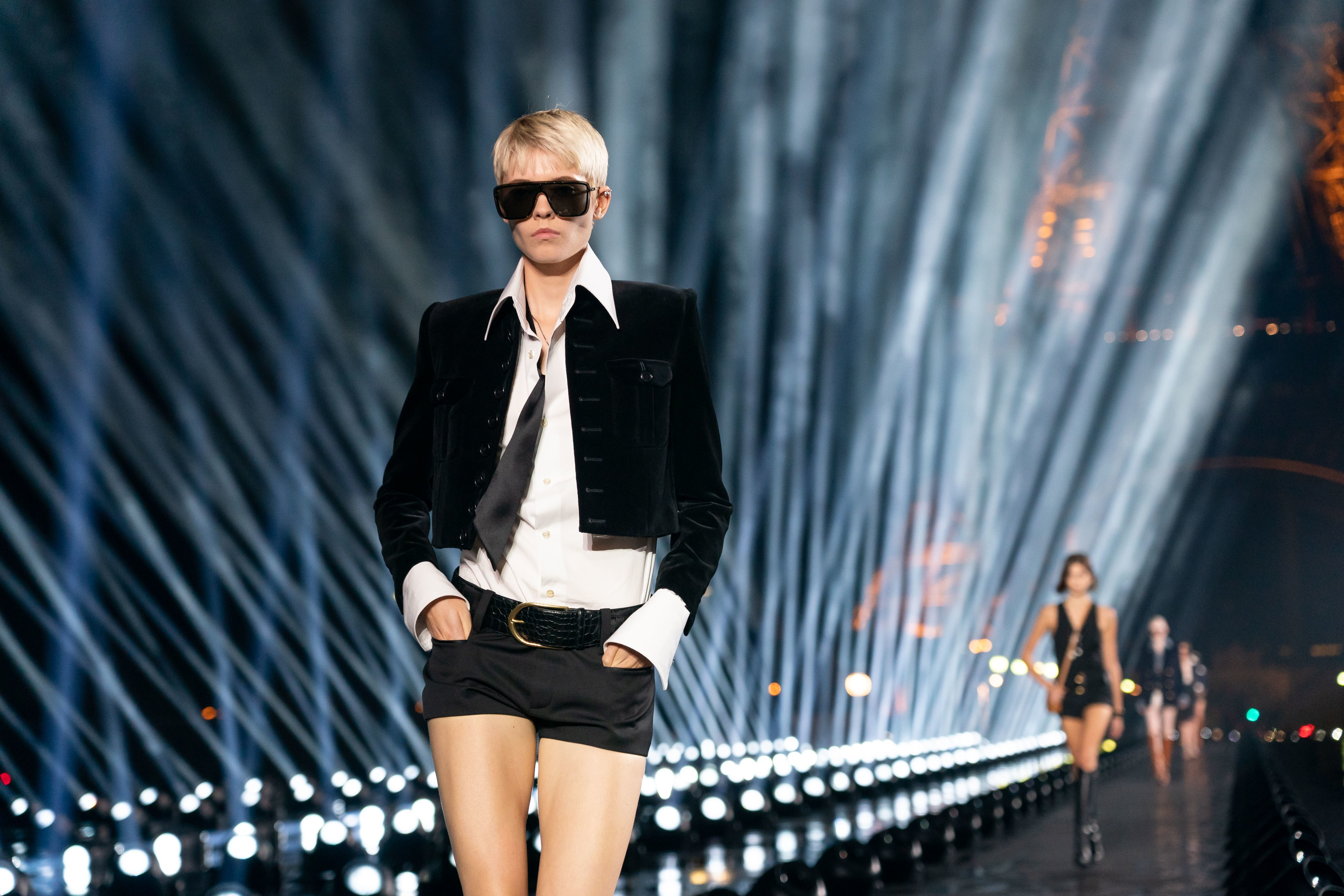 The best runway sets from Paris Fashion Week