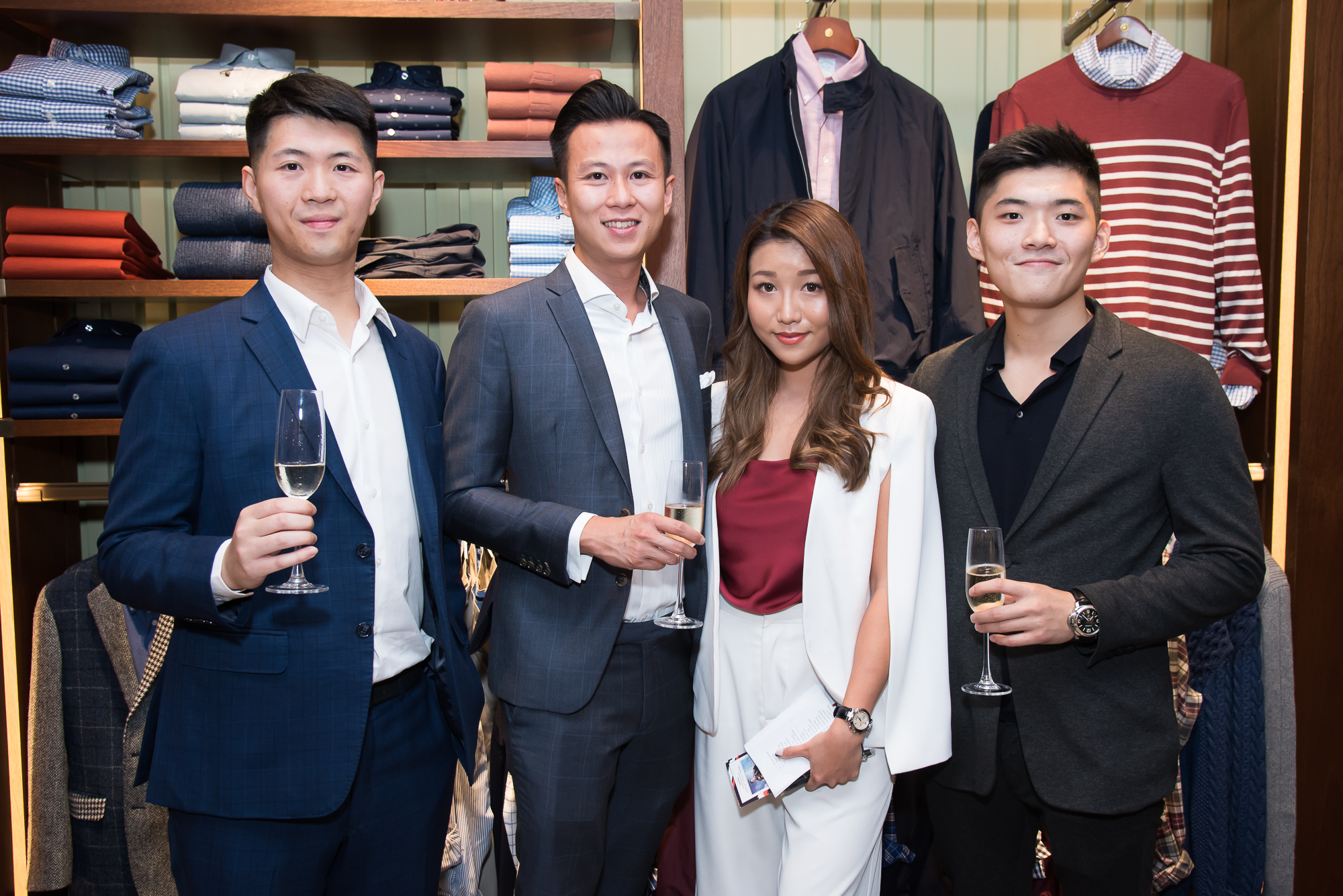 Gallery: Brooks Brothers x Lifestyle Asia VIP event