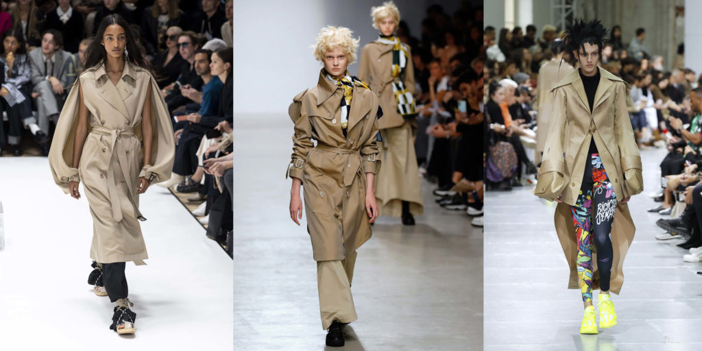 top trends for Spring/Summer 2020