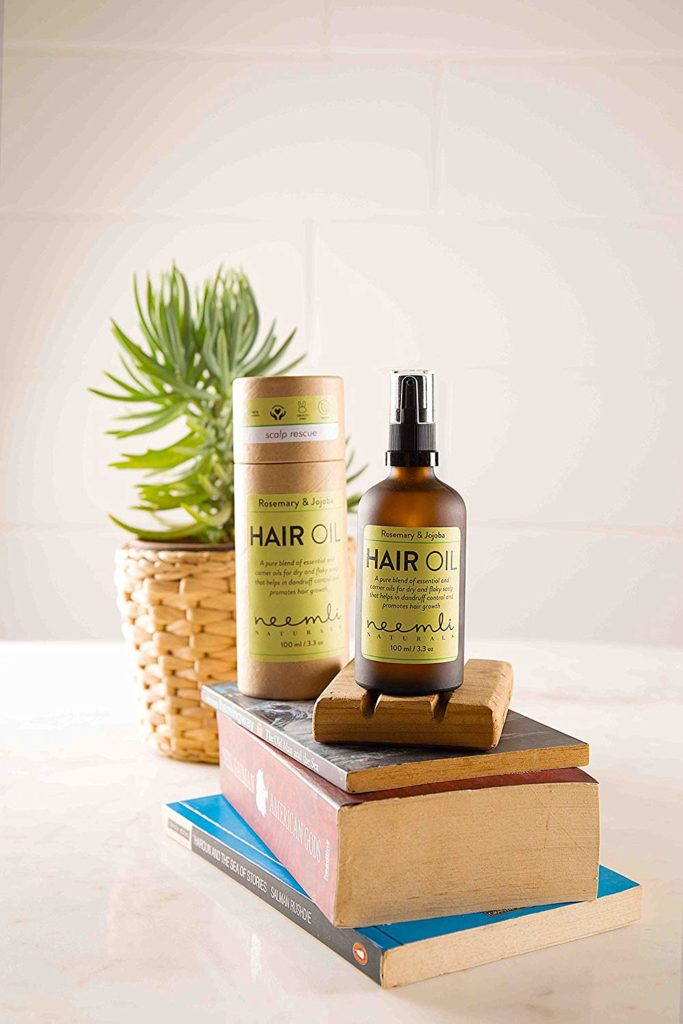Neemli Rosemary & Jojoba Hair Oil