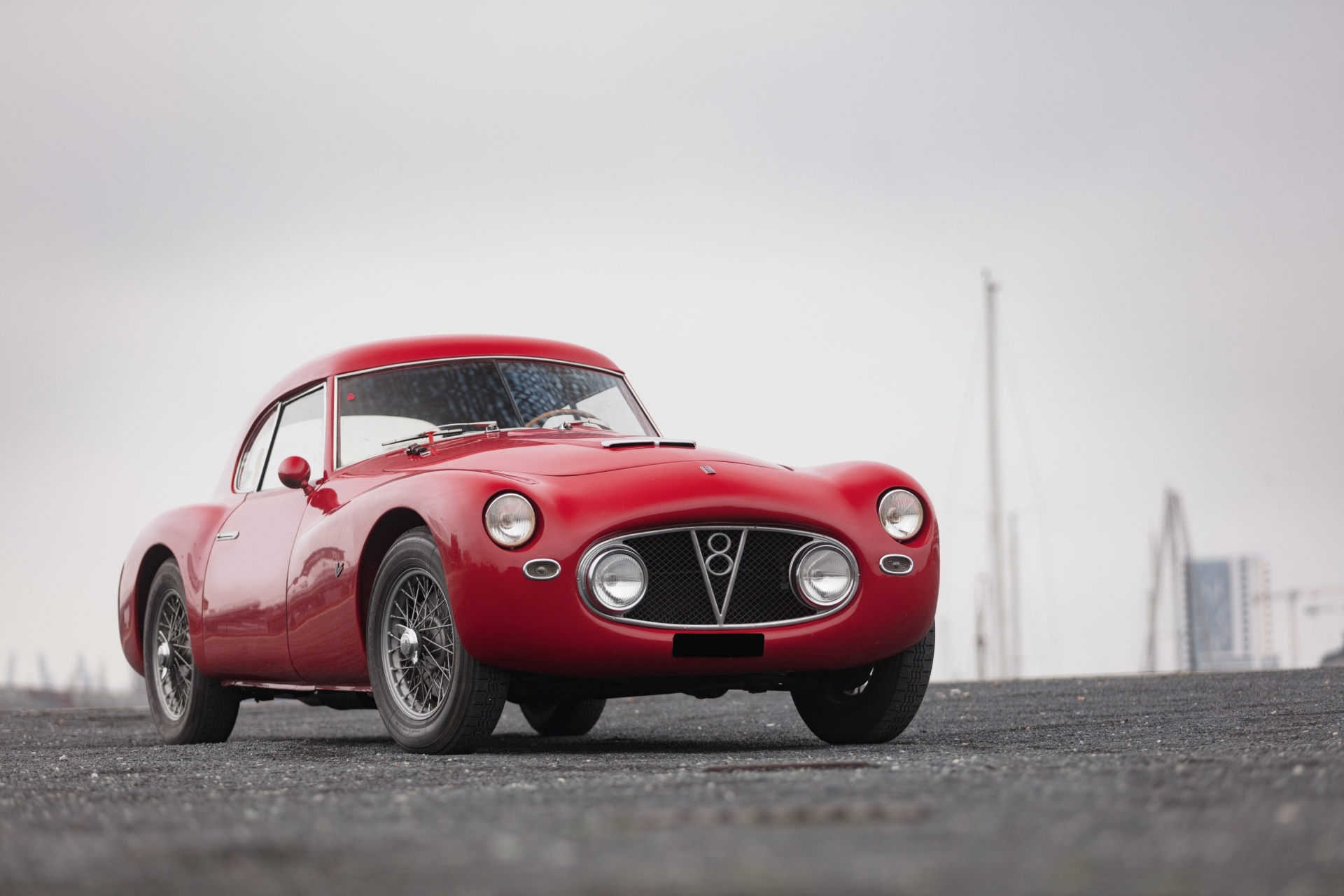Vintage Italian supercars steal the show at upcoming Paris auction