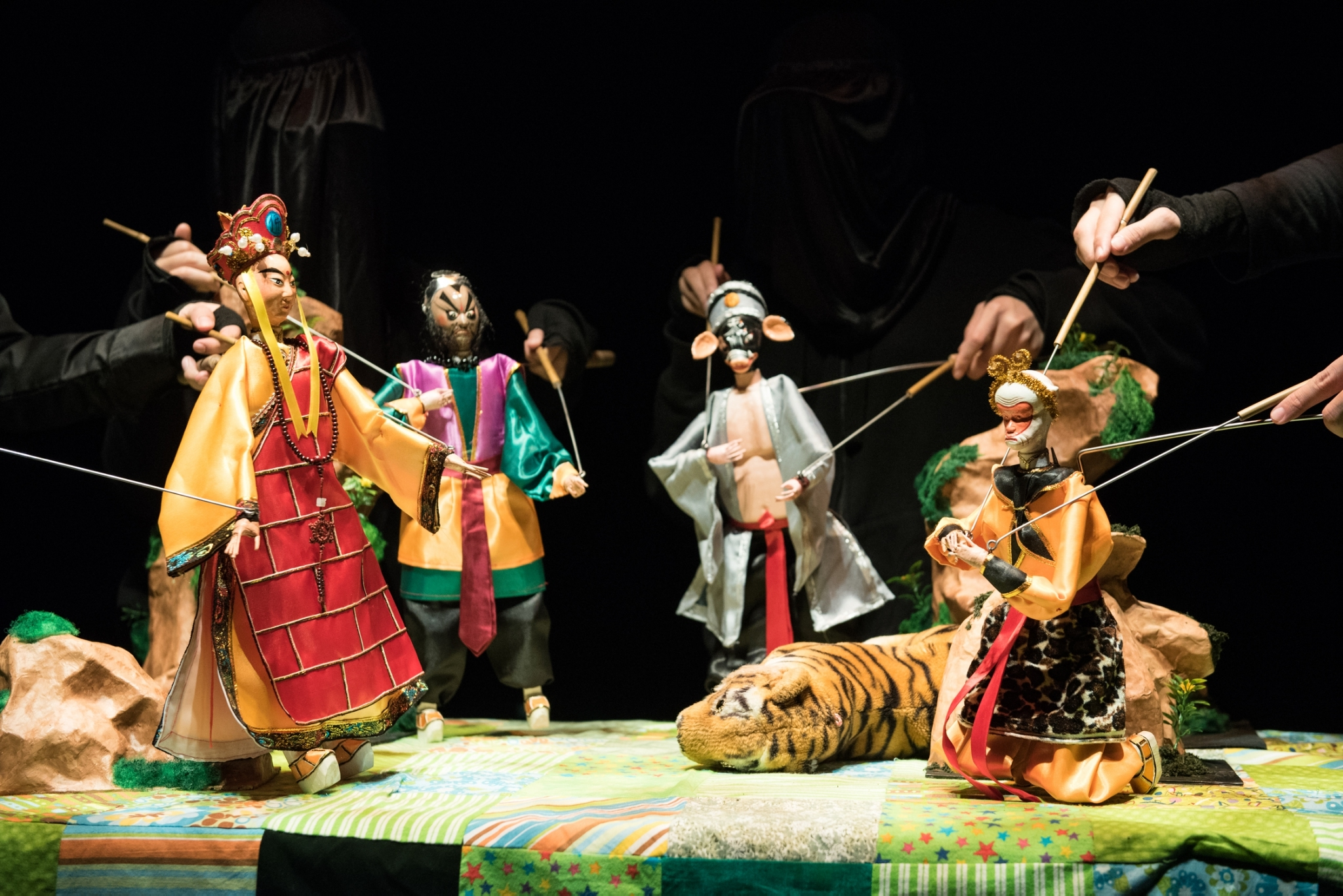 Celebrate the puppetry arts with the Siam Paragon World Fascinating Puppets show