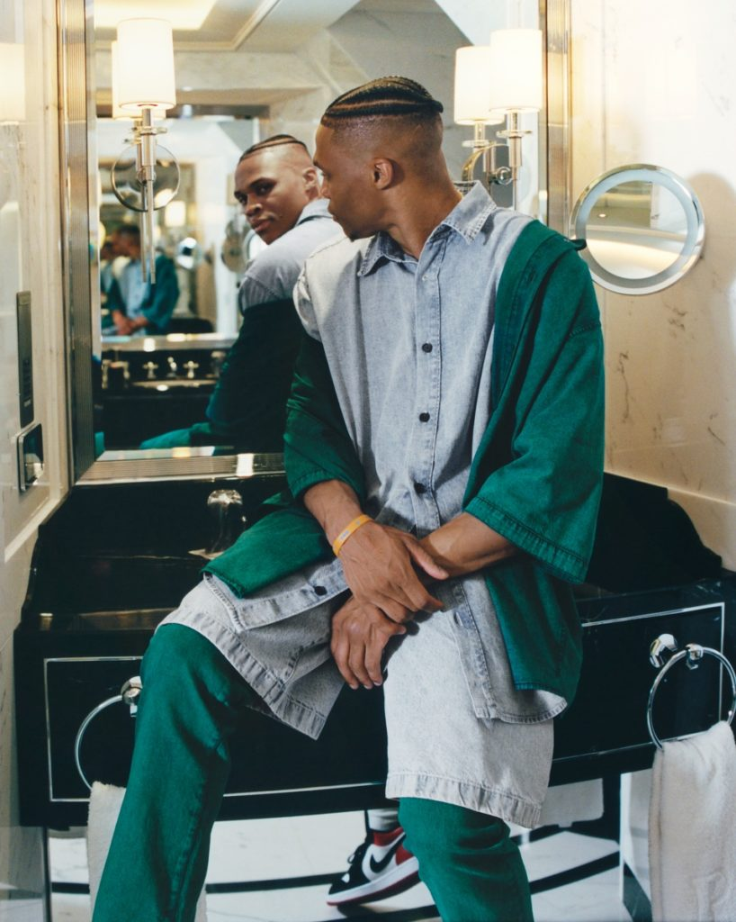 Acne Studios Russell Westbrook Collection
