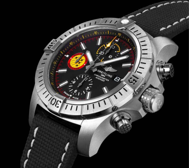 Avenger Chronograph 45 Swiss Air Force Team Limited Edition