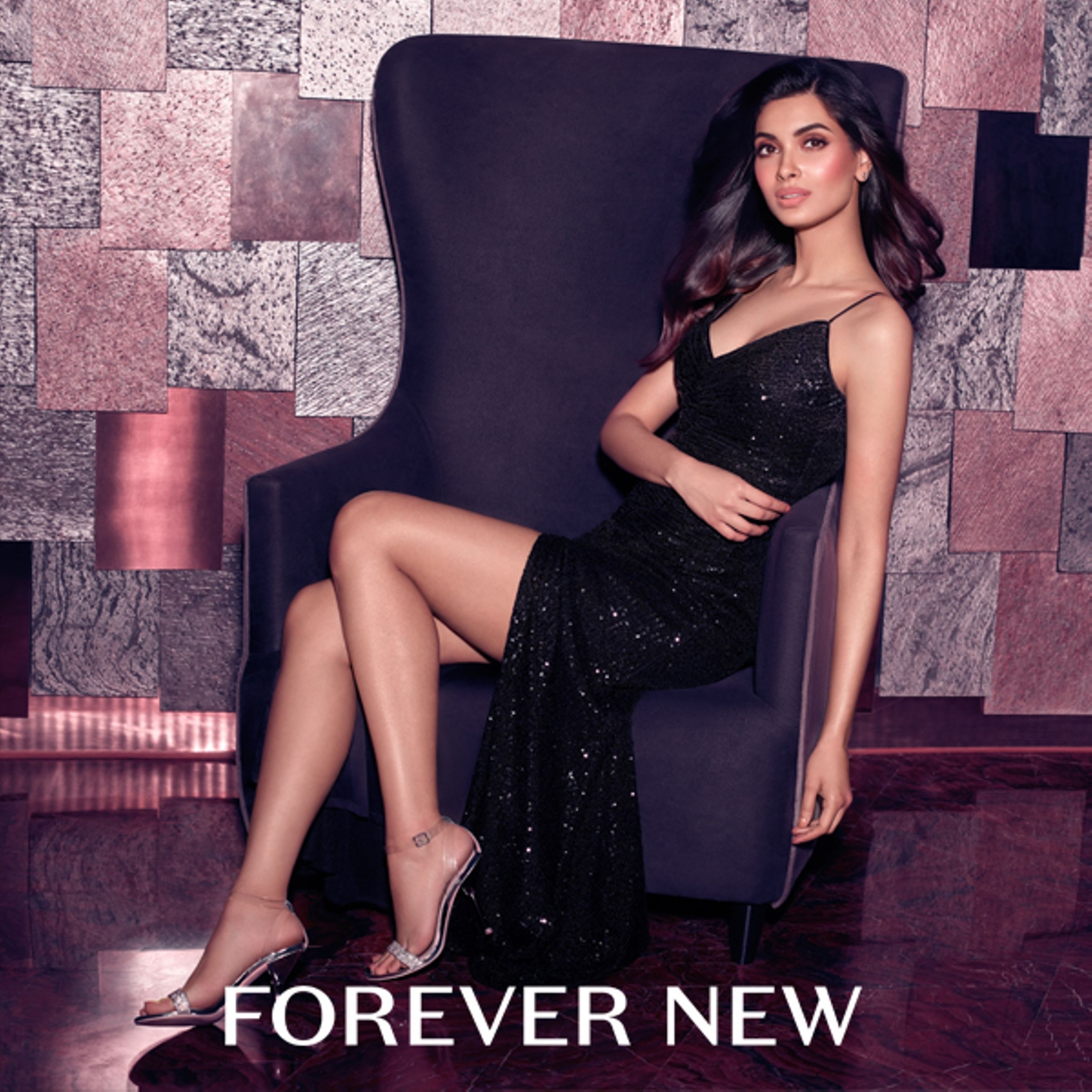Diana Penty lets us in on her personal style and fashion inspiration